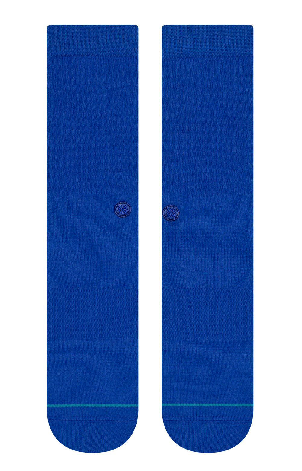 Icon Socks - Cobalt Blue 2