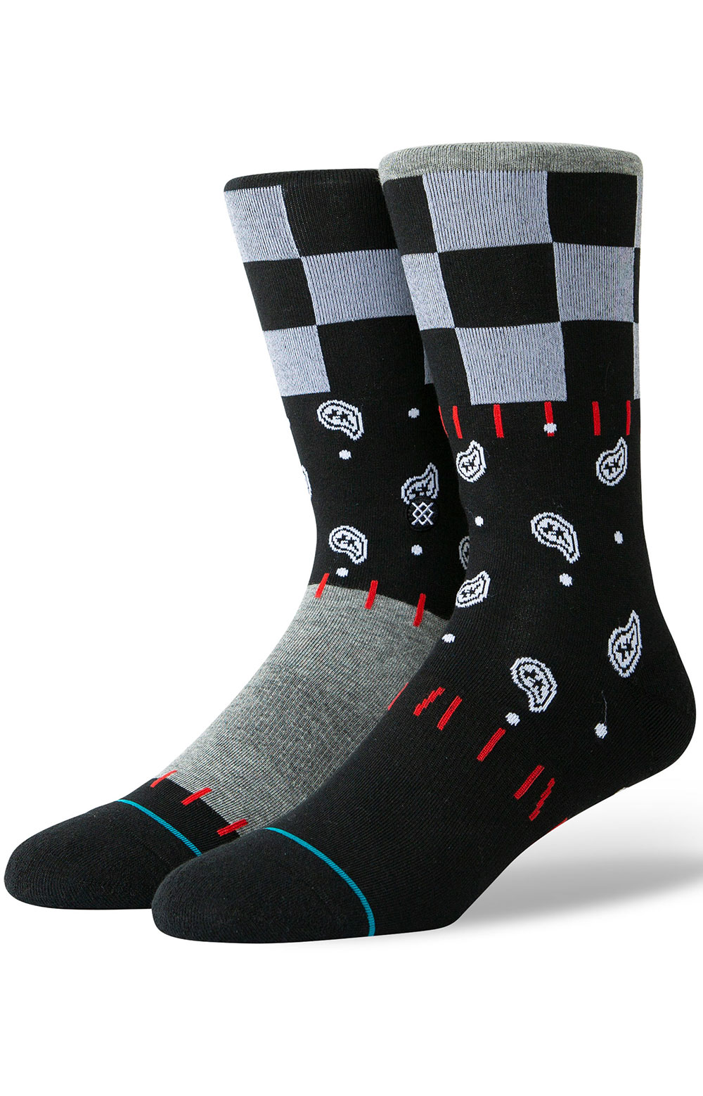 Discontent Socks - Black