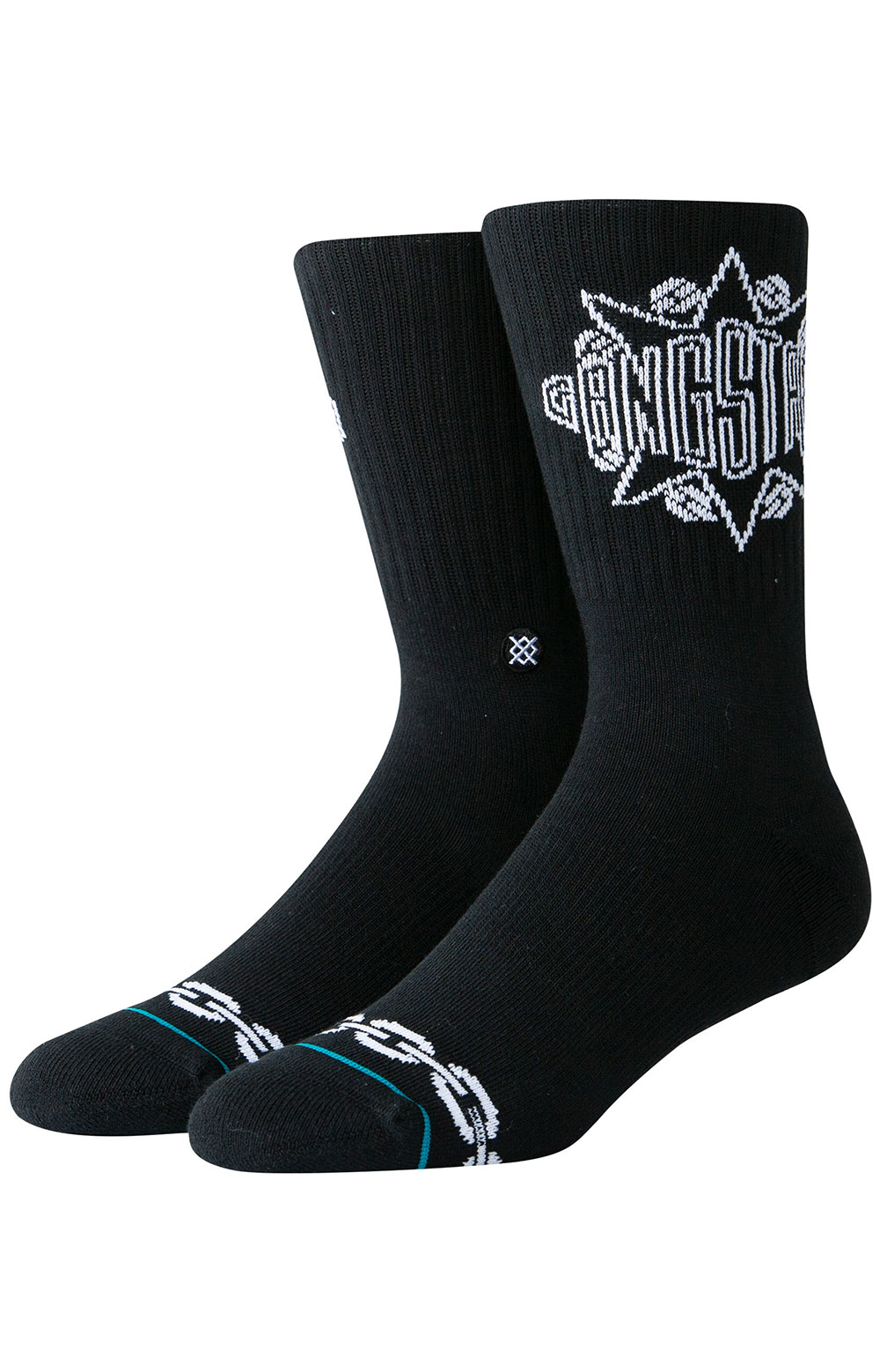 Stance, Gangstarr Socks - Black