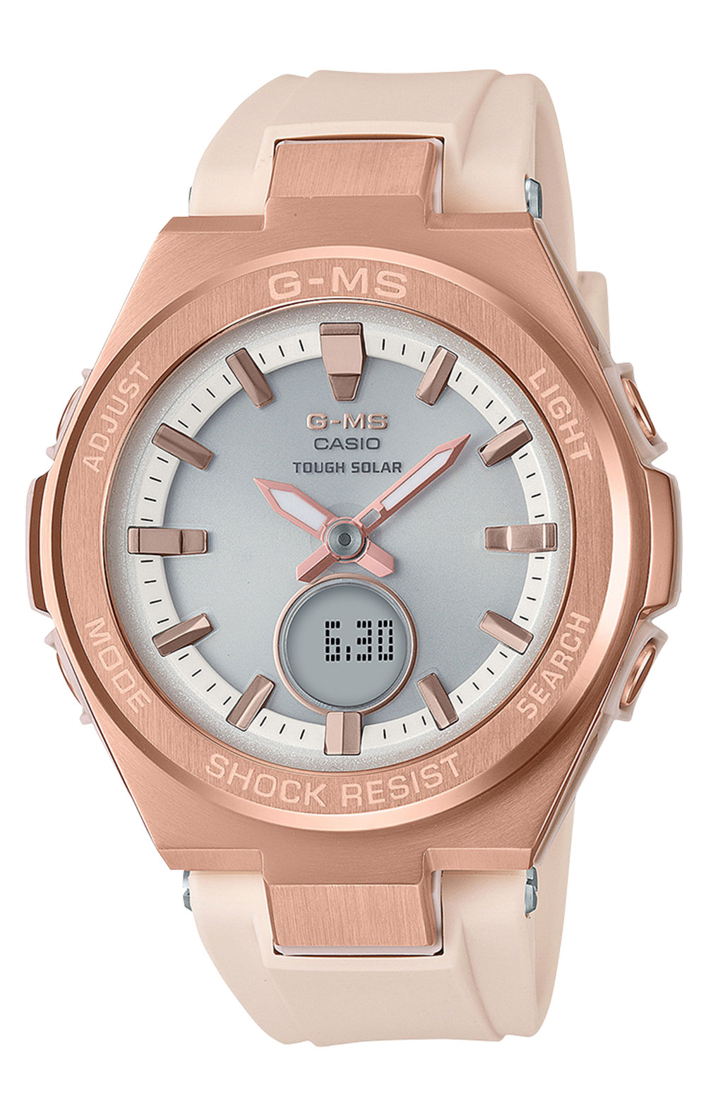 MSG-S200G-4A Watch - Pink/Rose Gold