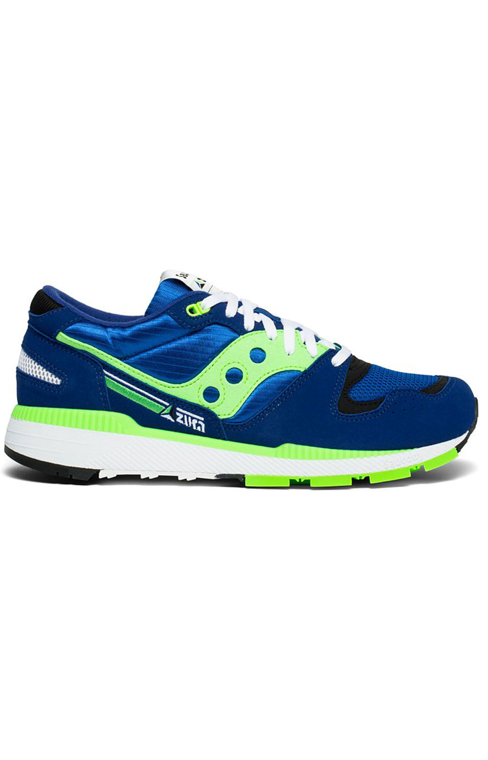 (S70437-13) Azura Shoe - Blue/Green