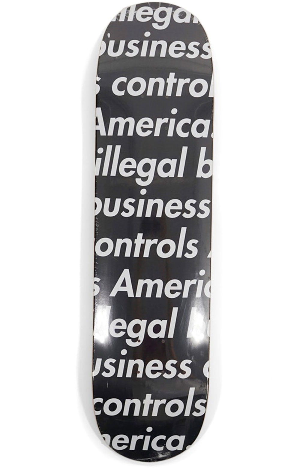 Illegal Business Deck - Black