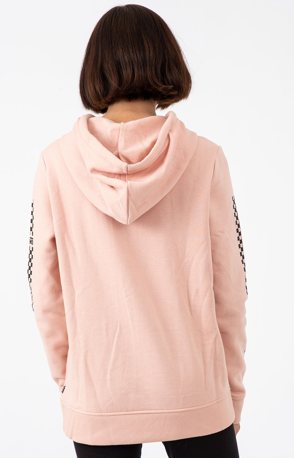 Funday Pullover Hoodie - Rose Cloud  3