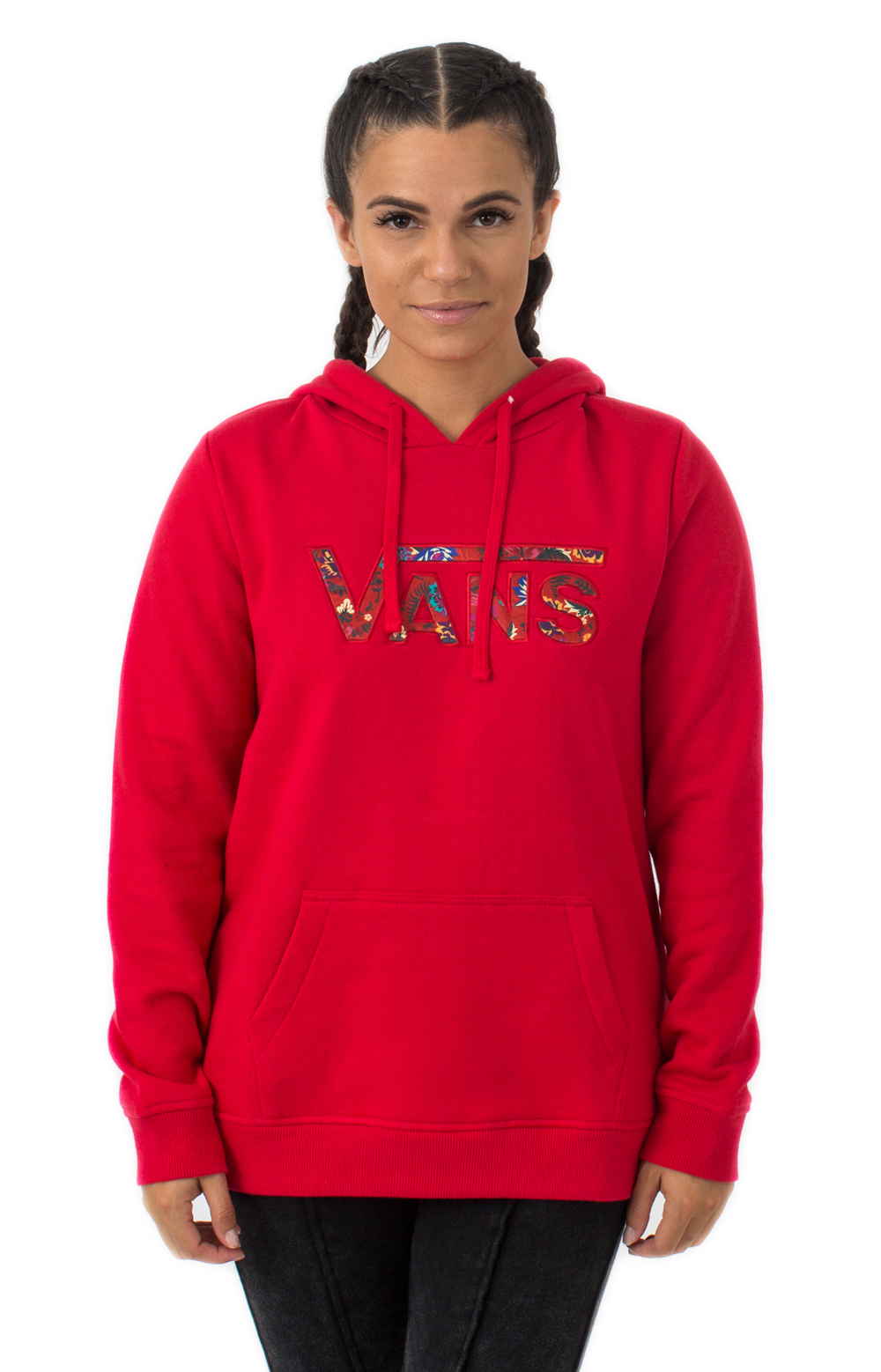 Outshine Pullover Hoodie - Racing Red