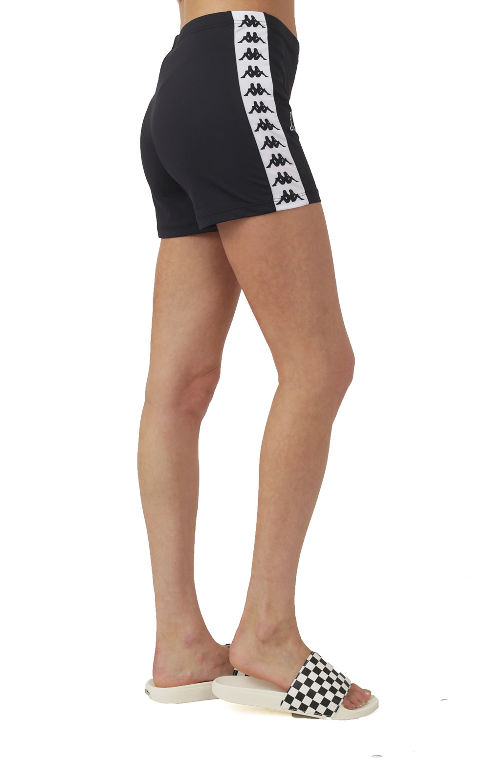 222 Banda Atry Shorts - Black/White
