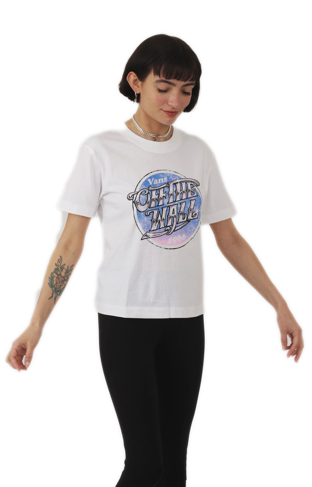Summer Tour T-Shirt - White