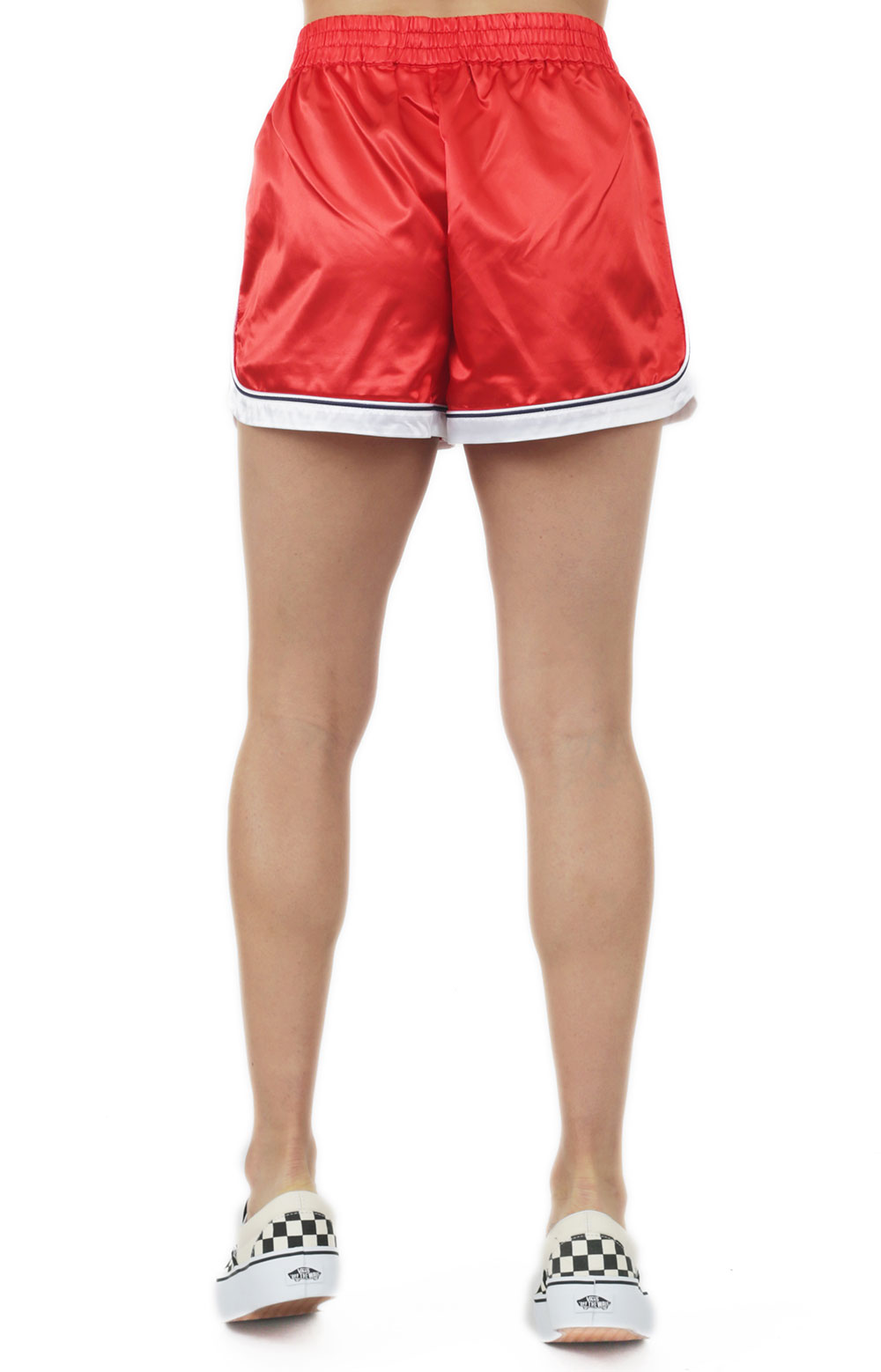 Mercedes Shorts - Red 3