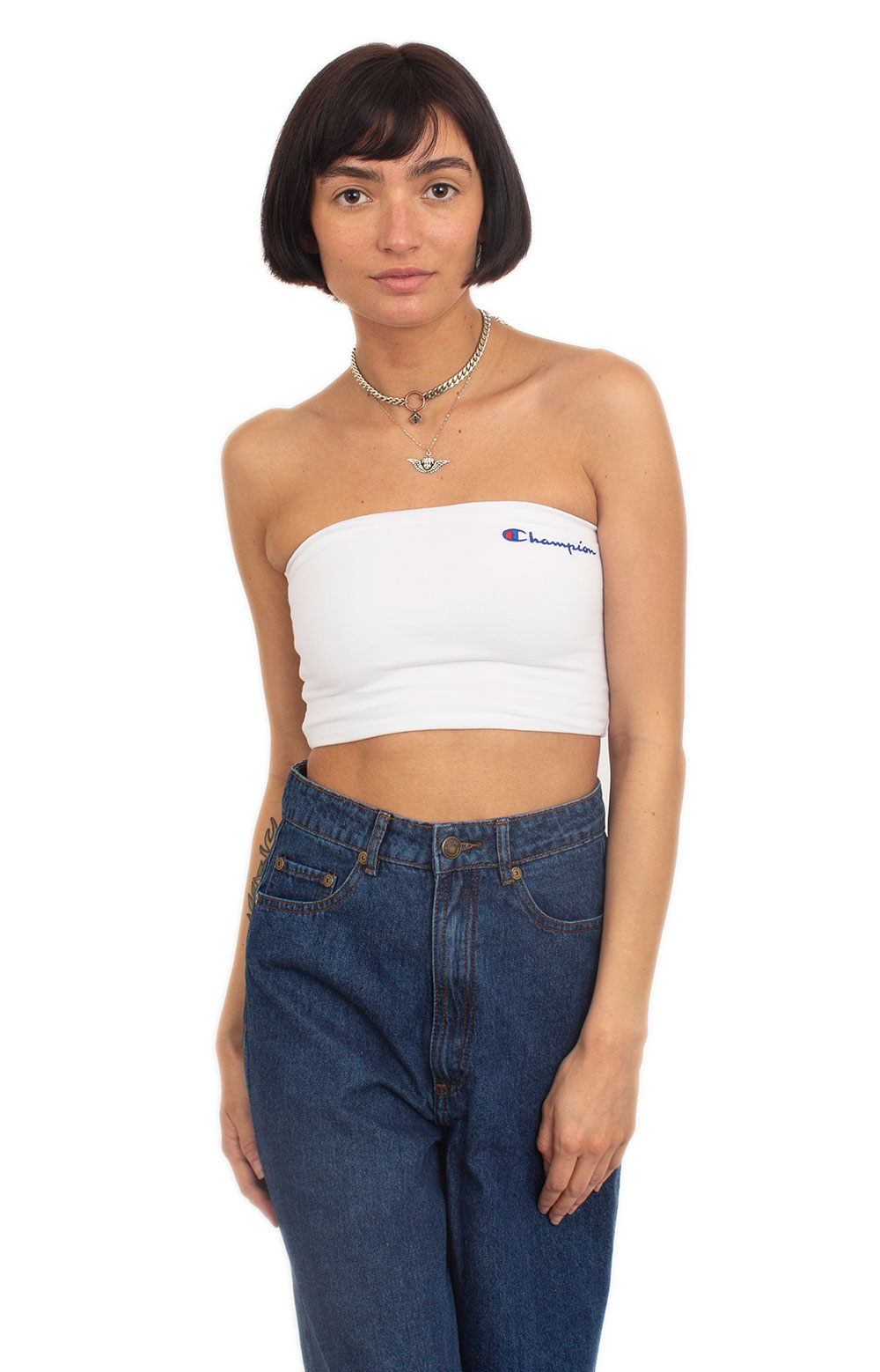 Everyday Tube Top - White