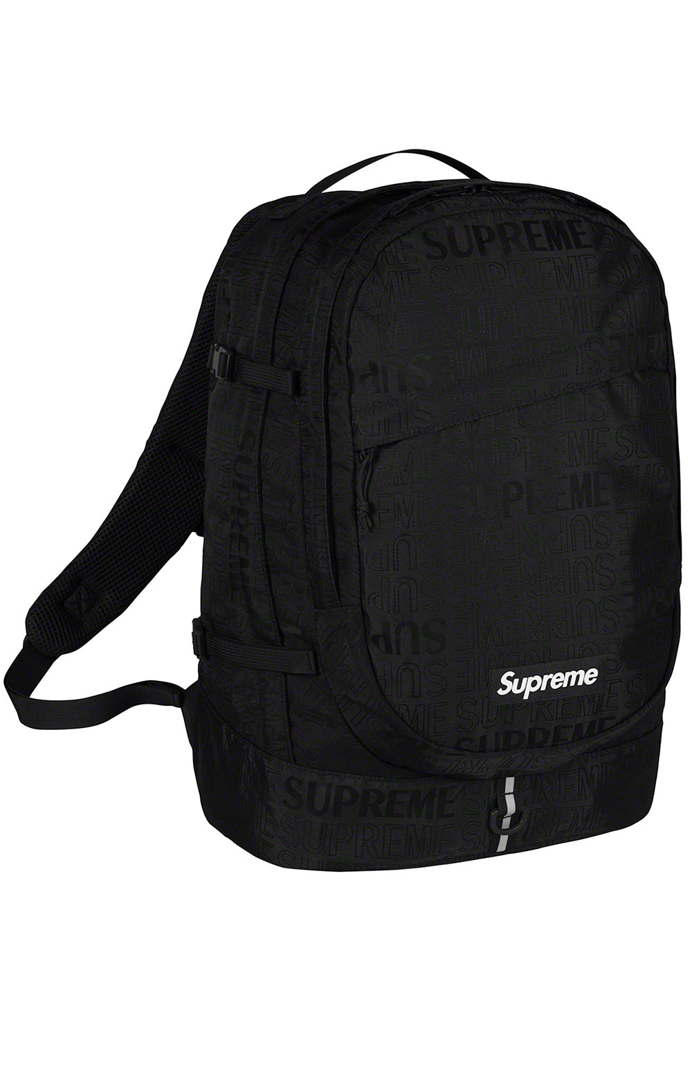 Supreme, SP19 Backpack - Black