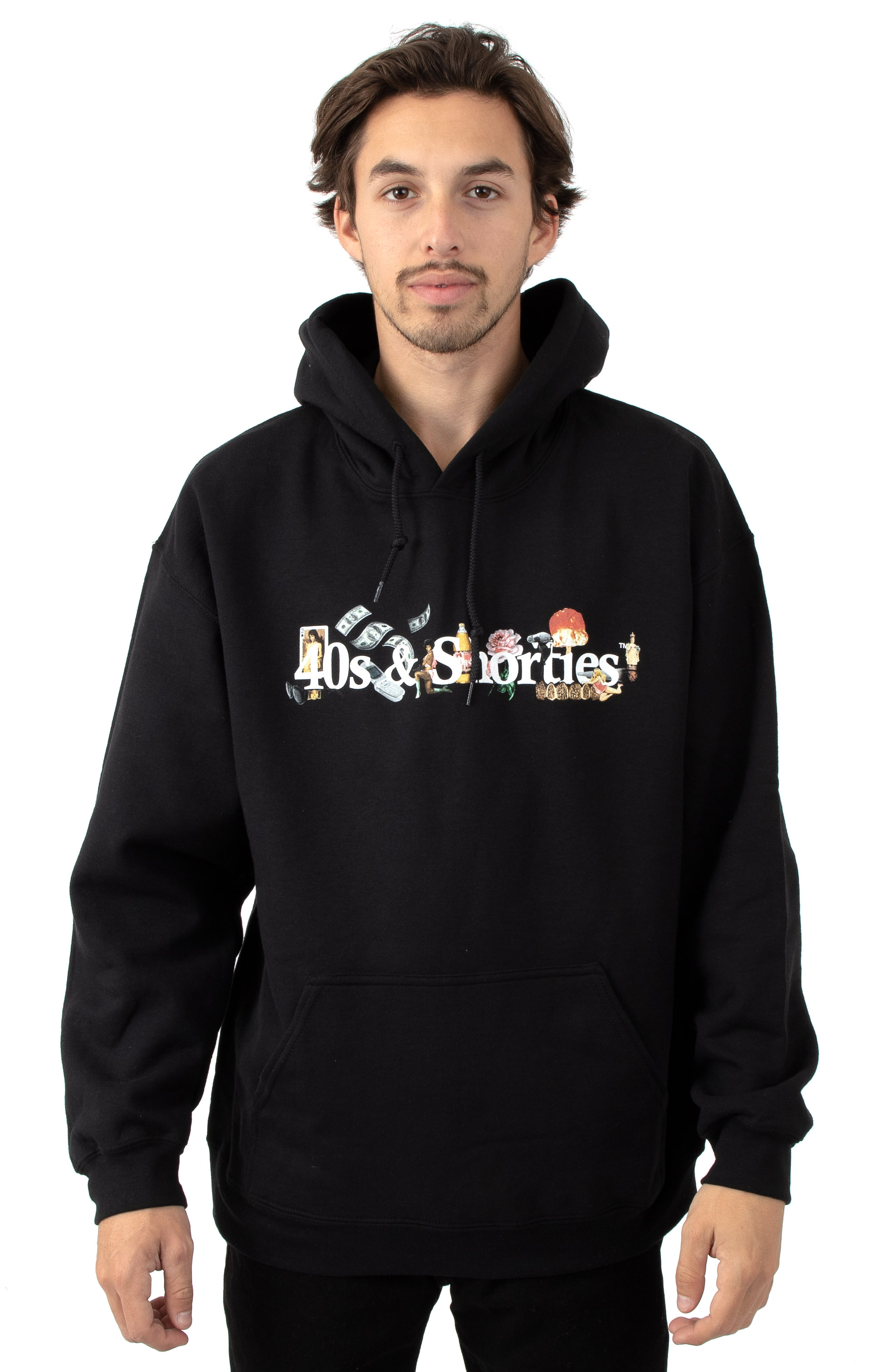 Life Pullover Hoodie