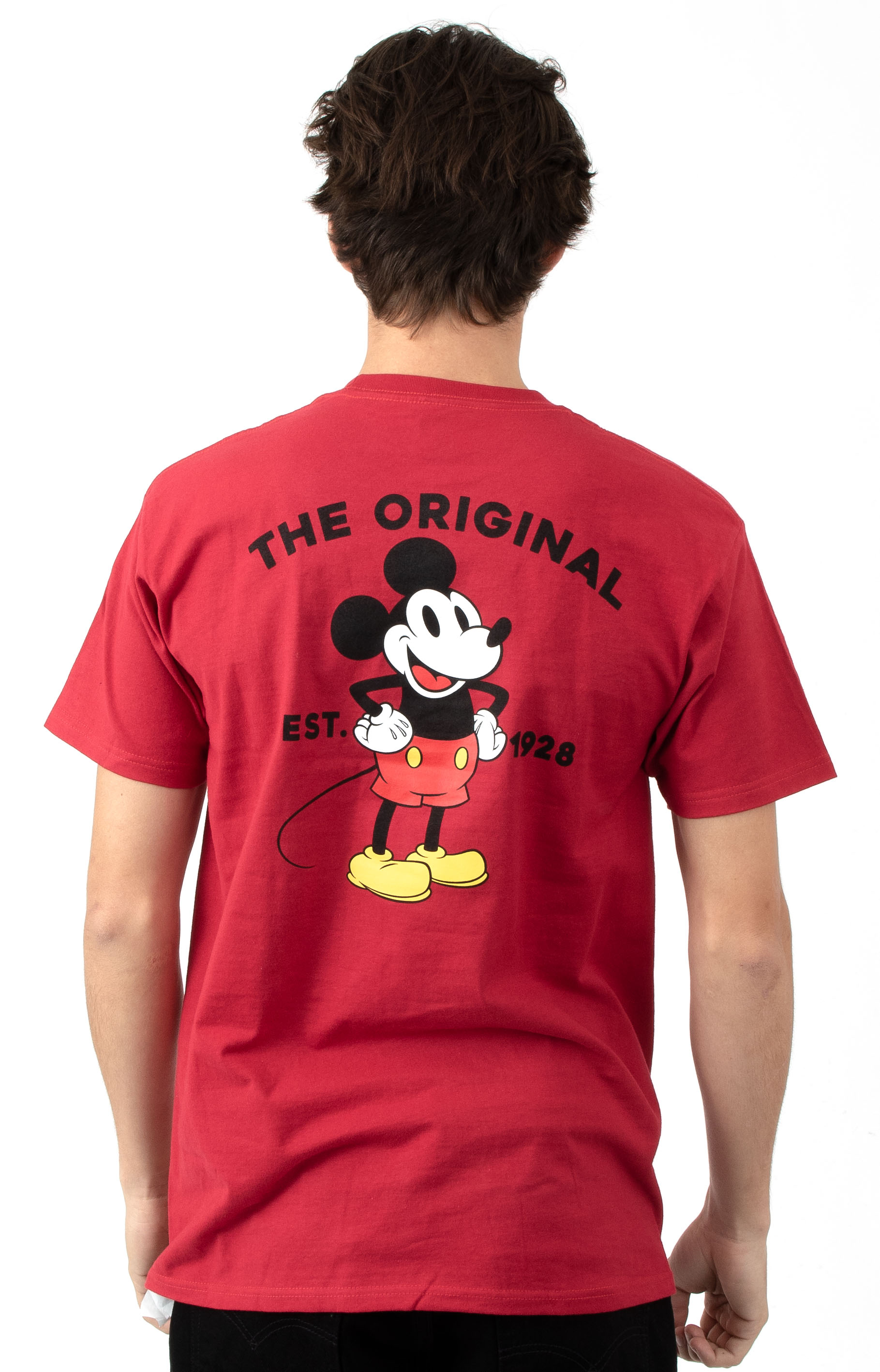 Mickey Mouse's 90th Classic T-Shirt - Cardinal