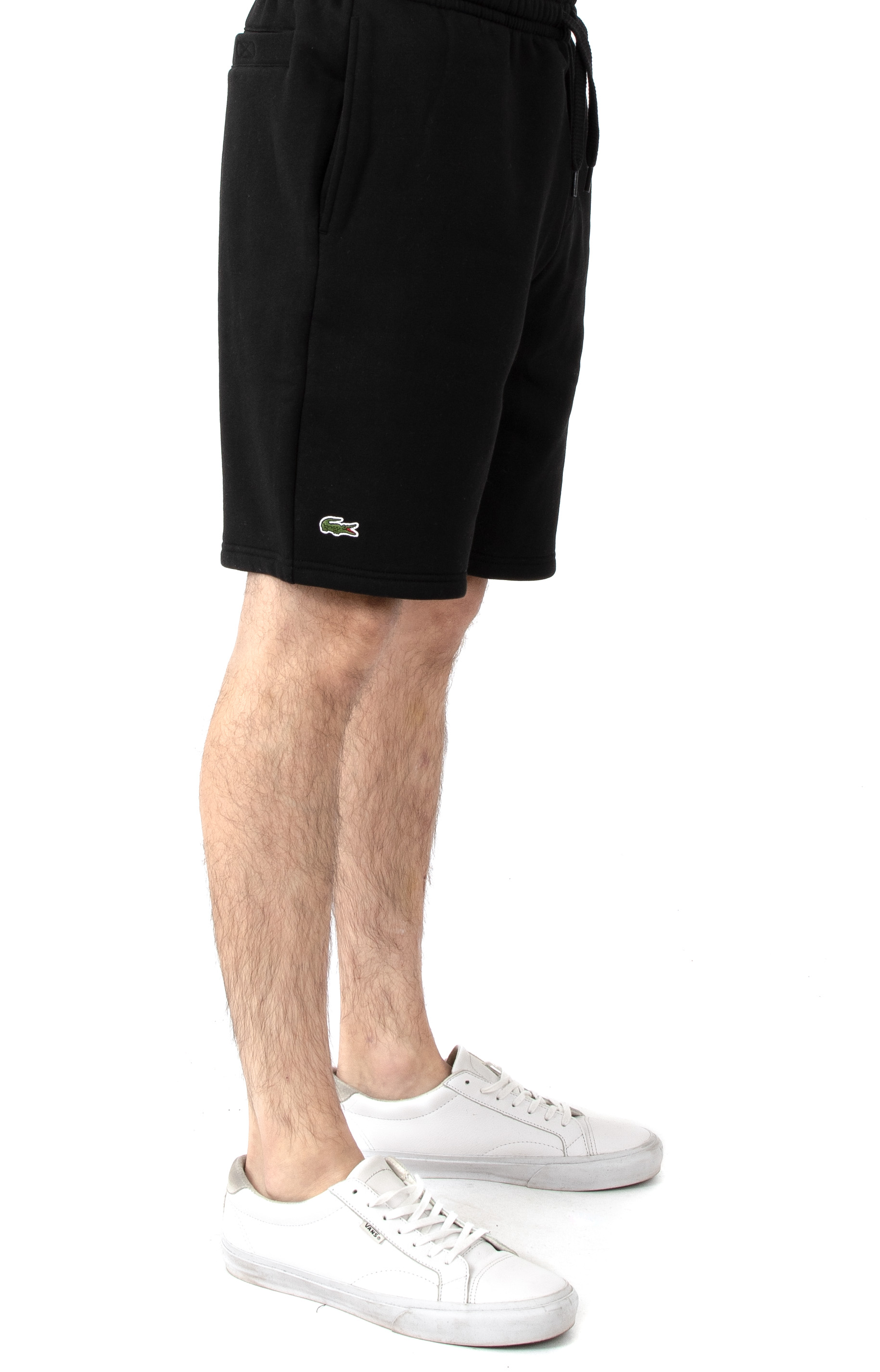 a86fd42789562d Sport Tennis Fleece Shorts - Black