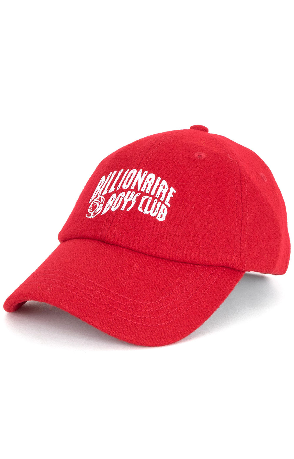 fe02d795a8e BB Arch Classic Dad Hat - Tango Red