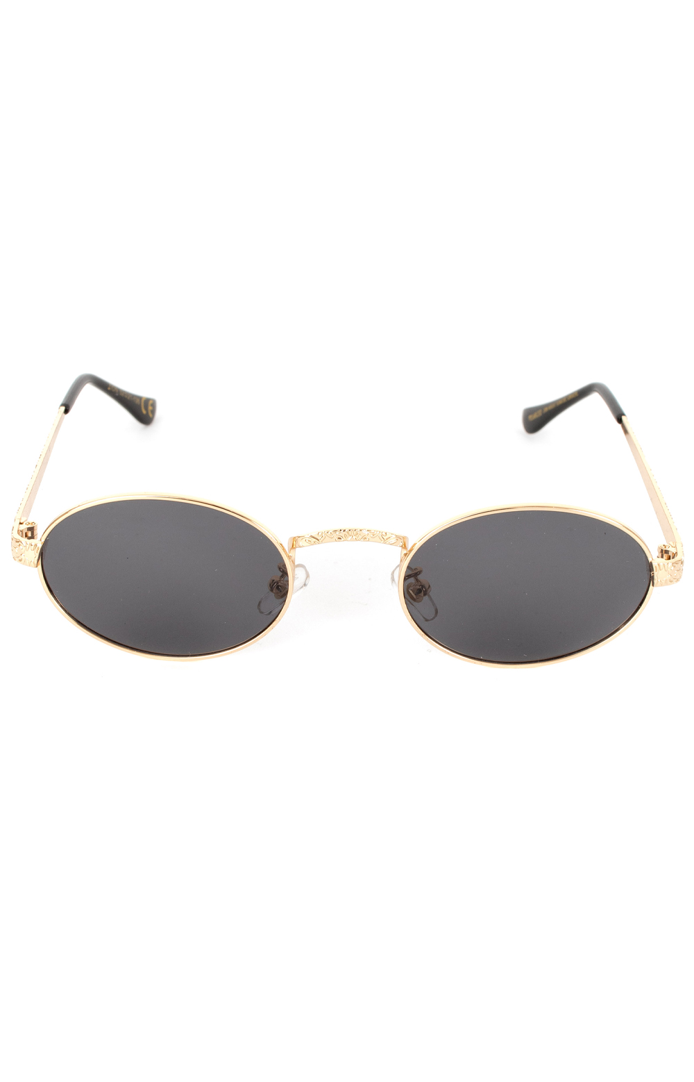 Zion Premium Sunglasses -  Gold Polarized 2