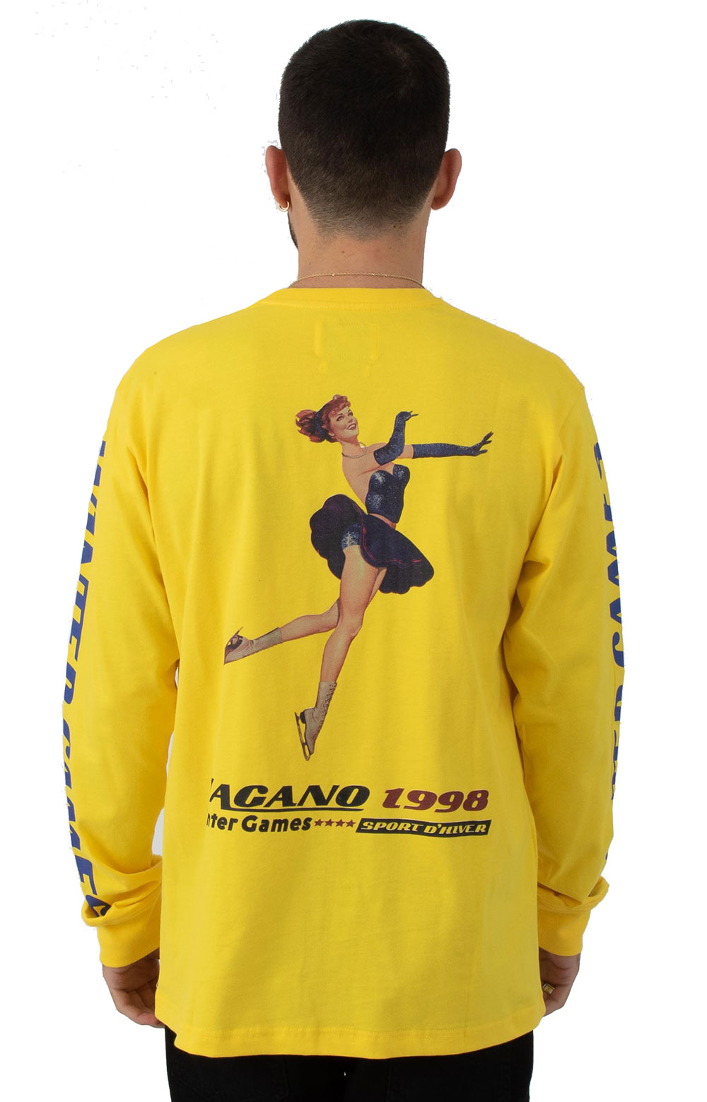 BB Nagano L/S Knit - Yellow