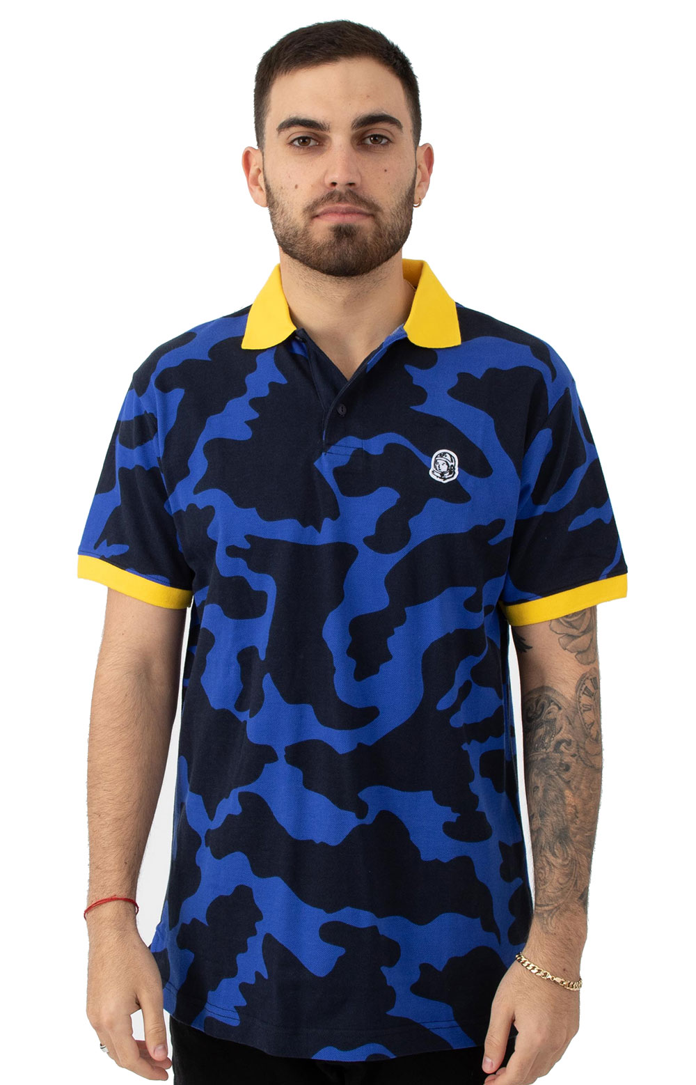 BB National S/S Polo - Surf The Web