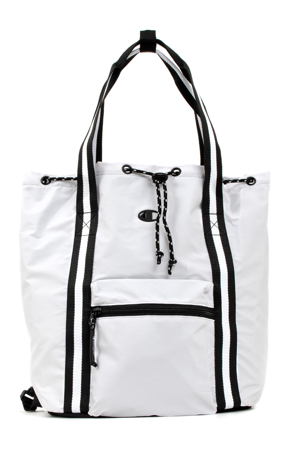 Free Form Sling Backpack - White