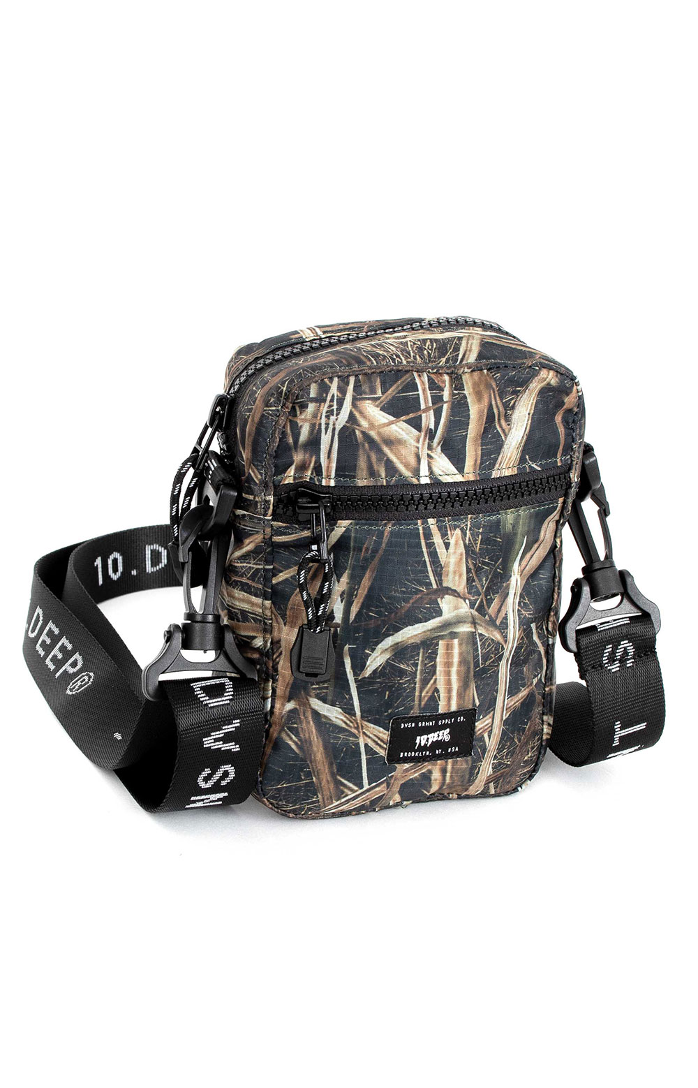 Division Satchel - Reed Camo