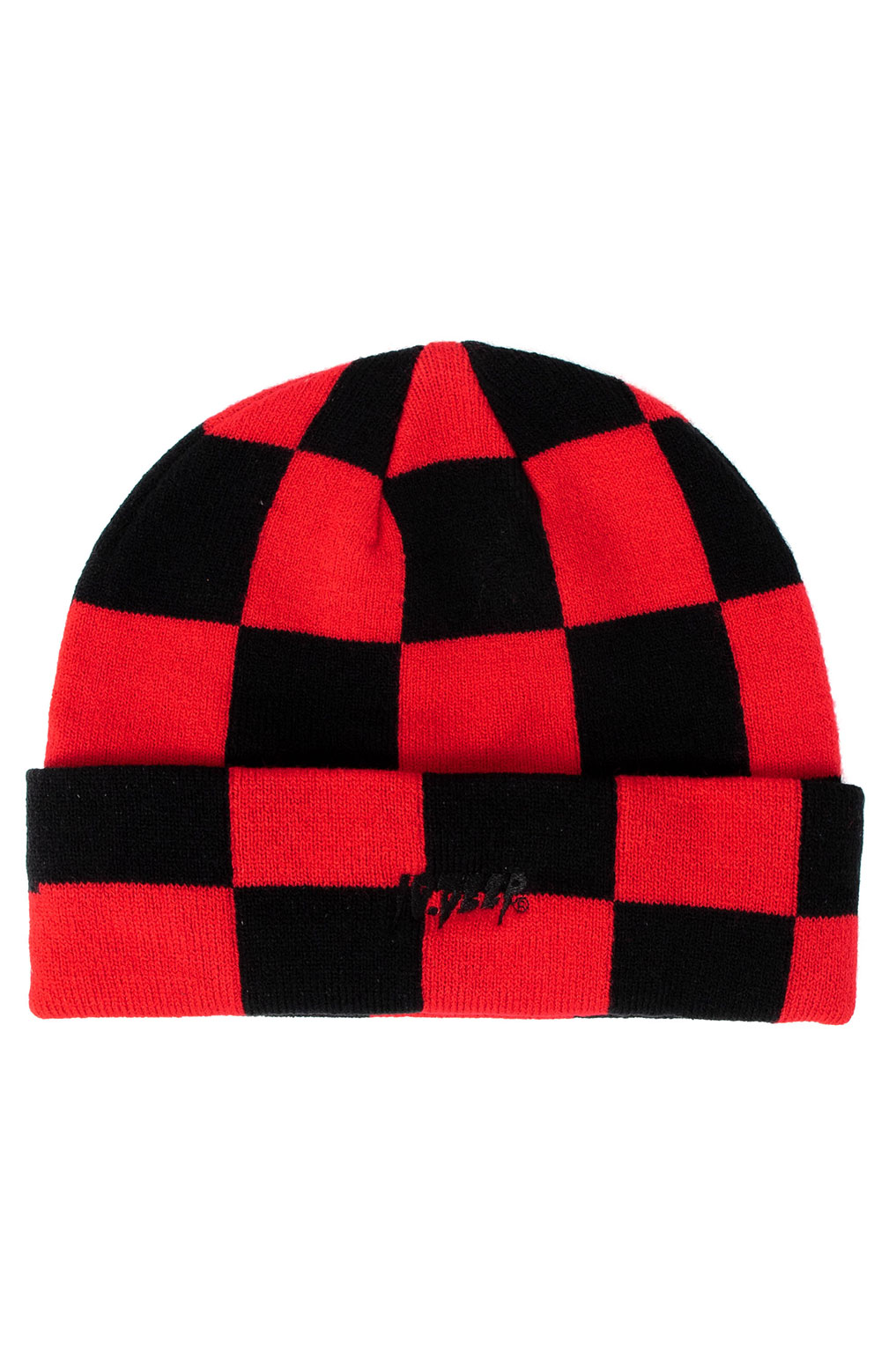 Sound & Fury Beanie - Red