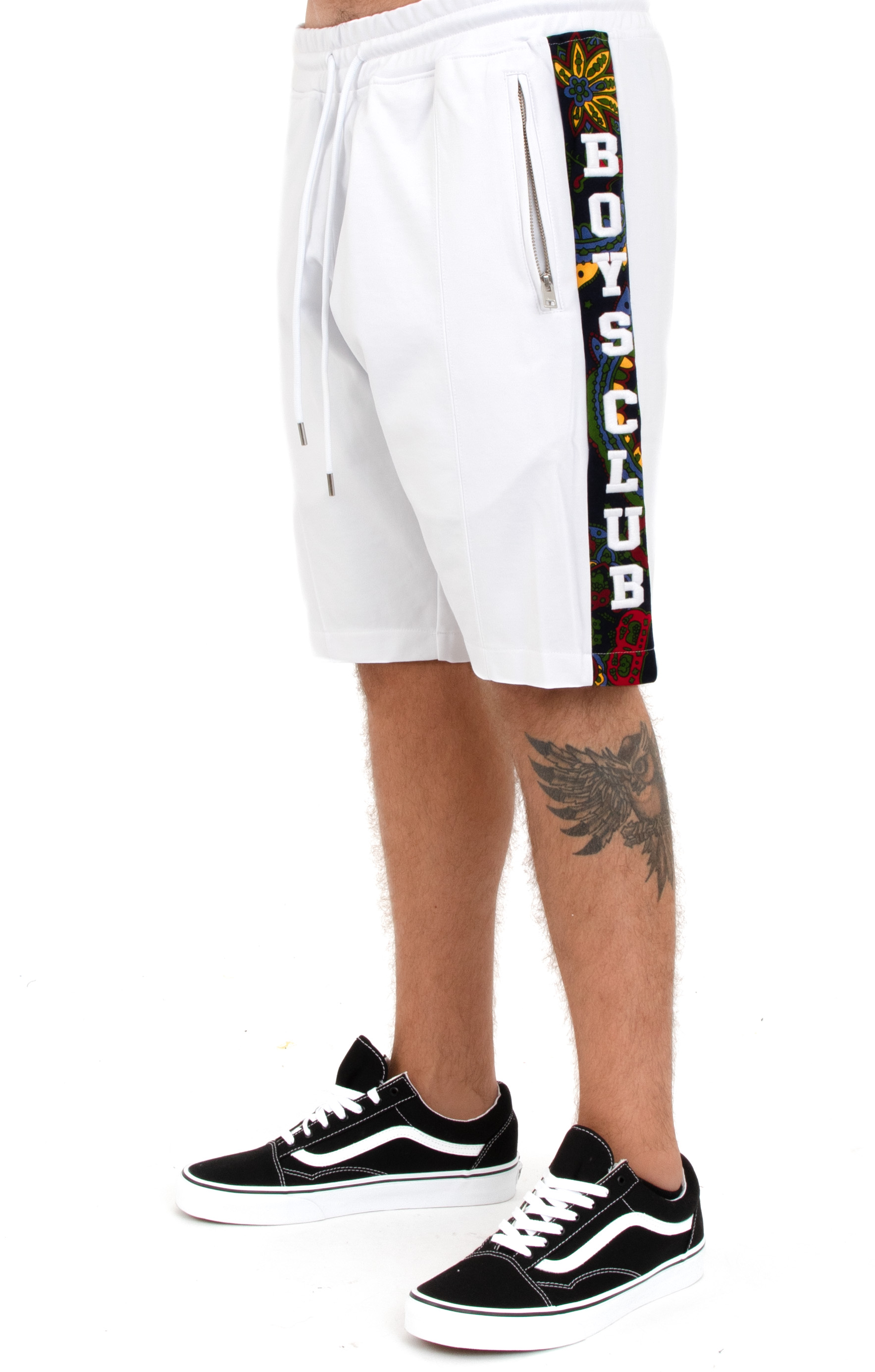 Billionaire Boys Club, Pilot Short - White