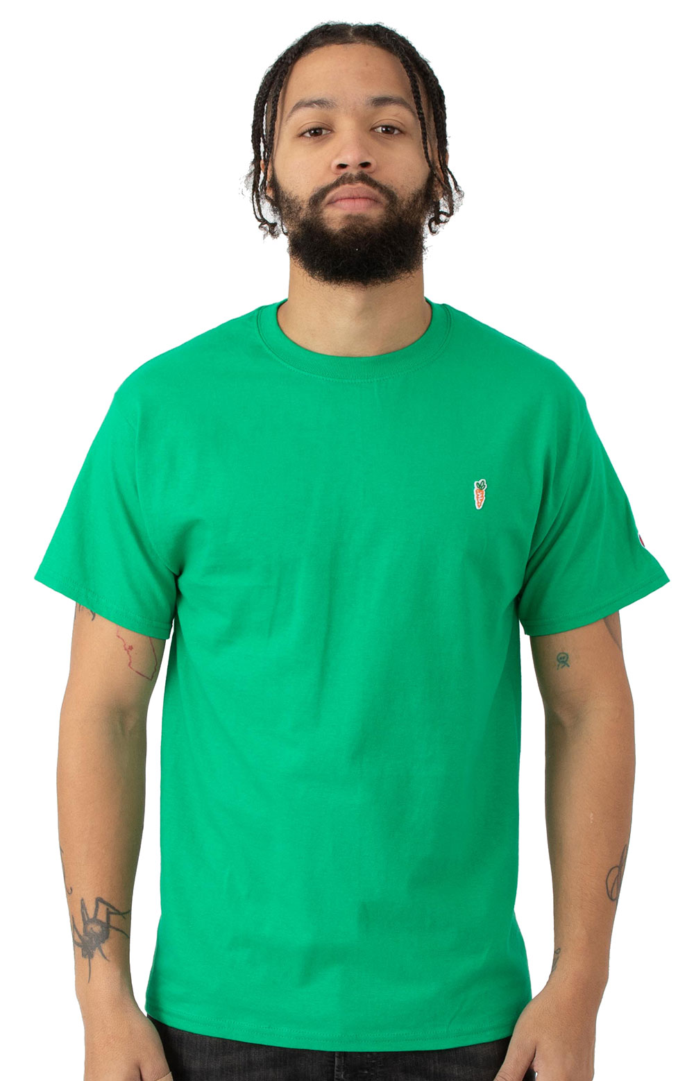 Chest Hit T-Shirt - Green
