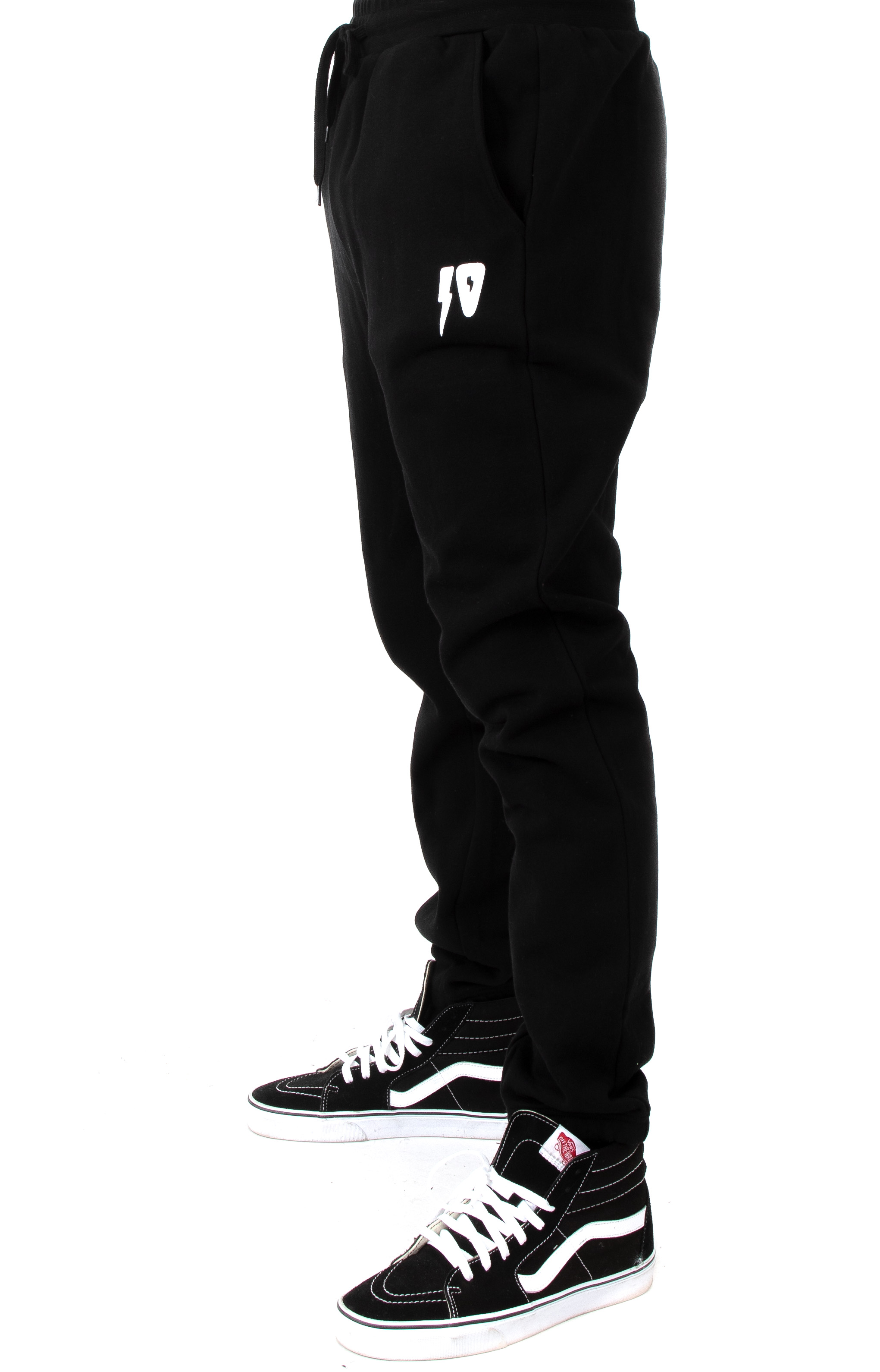 10 Strikes Sweatpant - Black