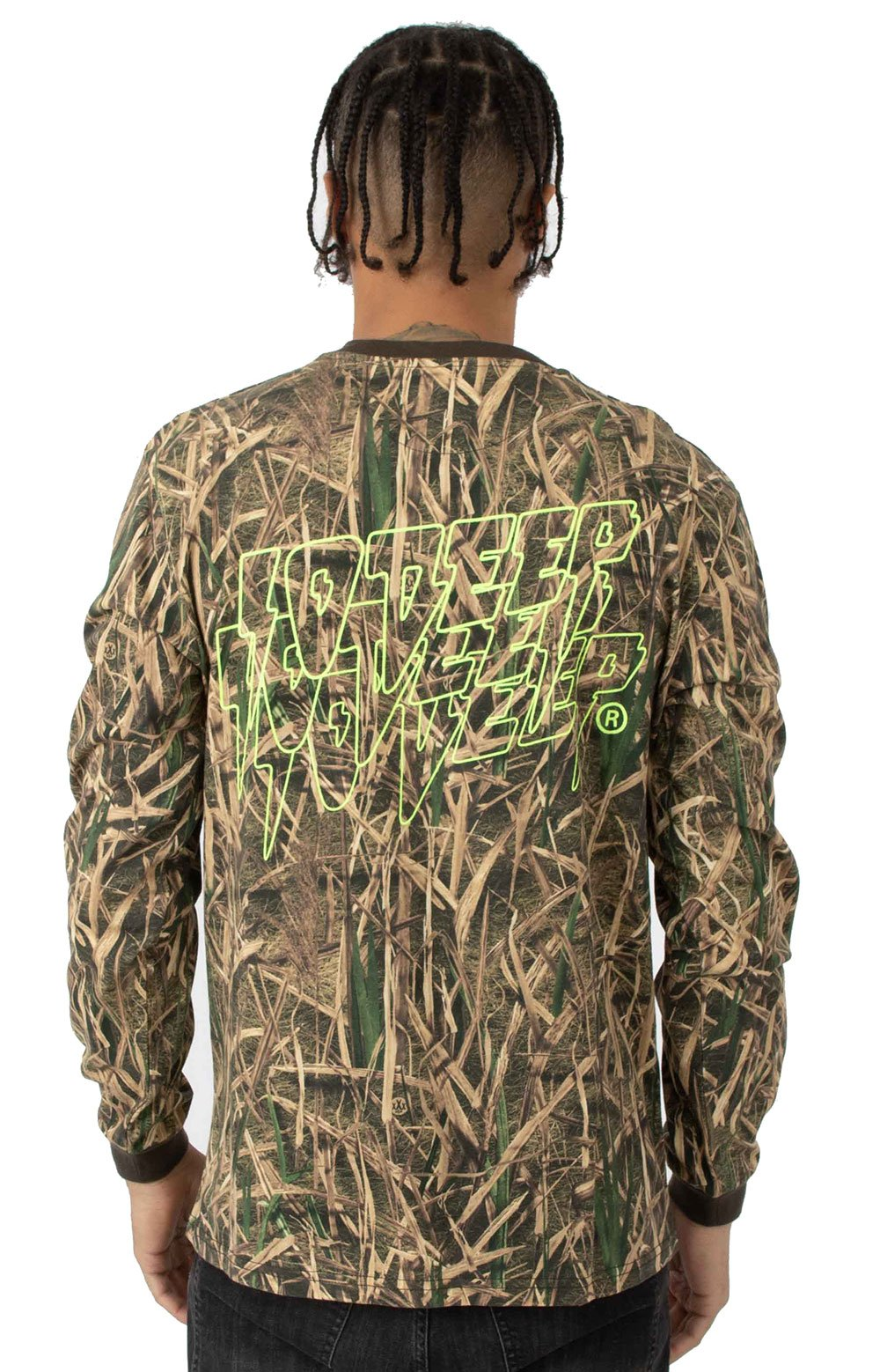 Hunter's L/S Shirt - Reed Camo