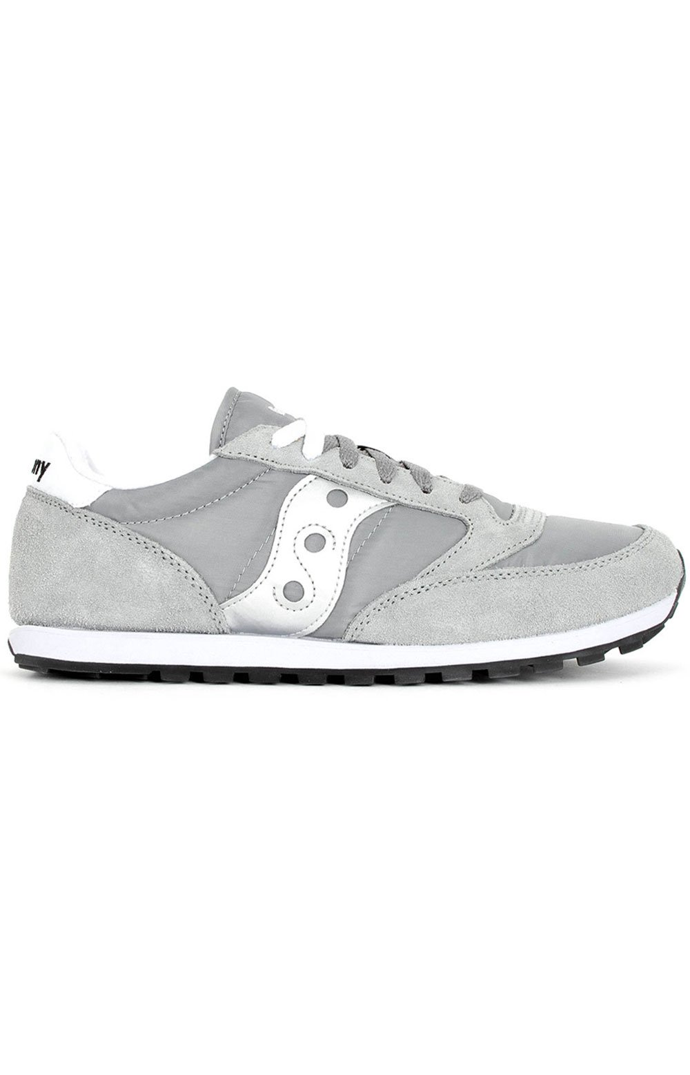 Jazz Low Pro Shoe - Grey/Silver