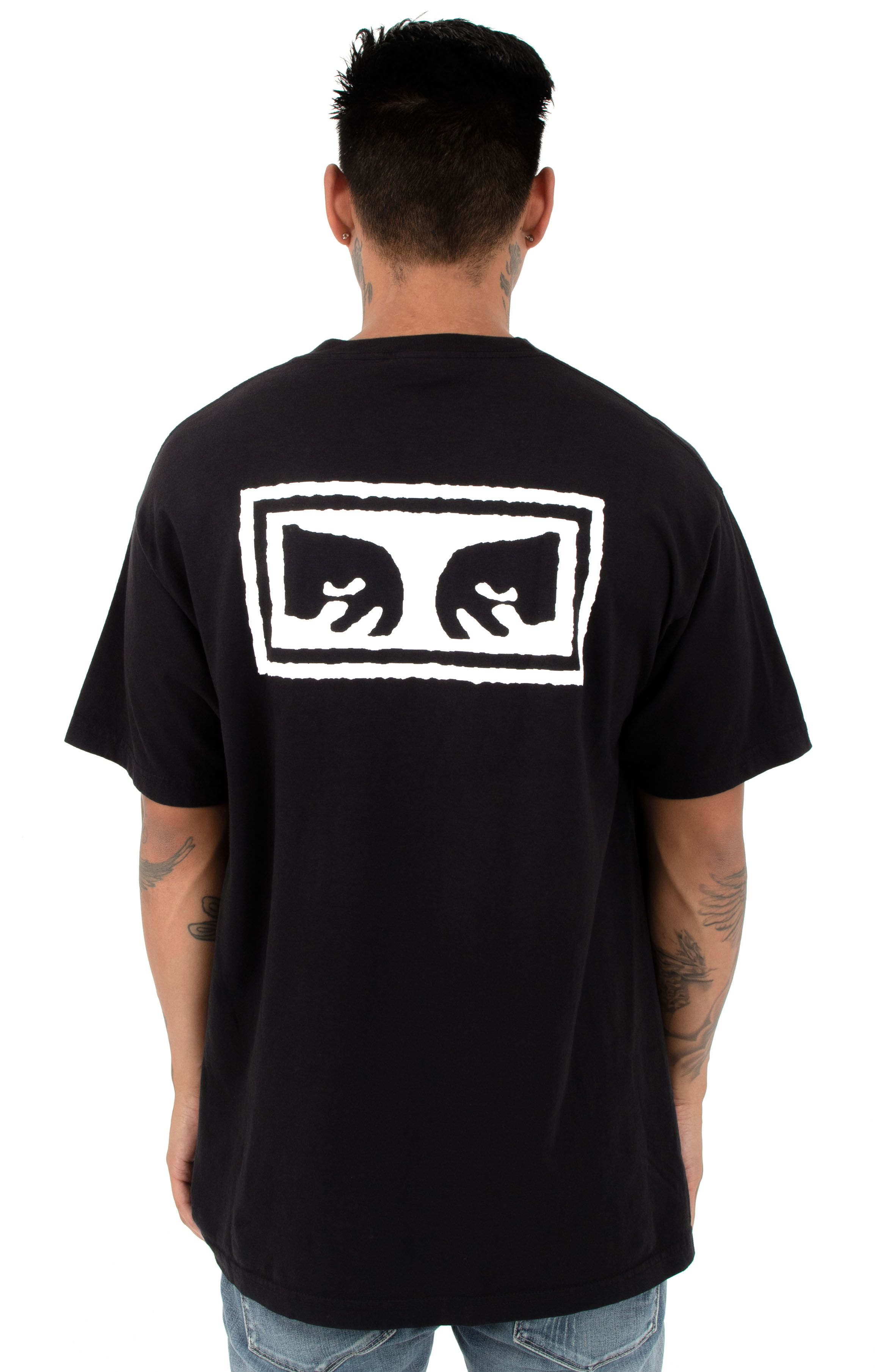 Obey Eyes 3 T-Shirt - Black