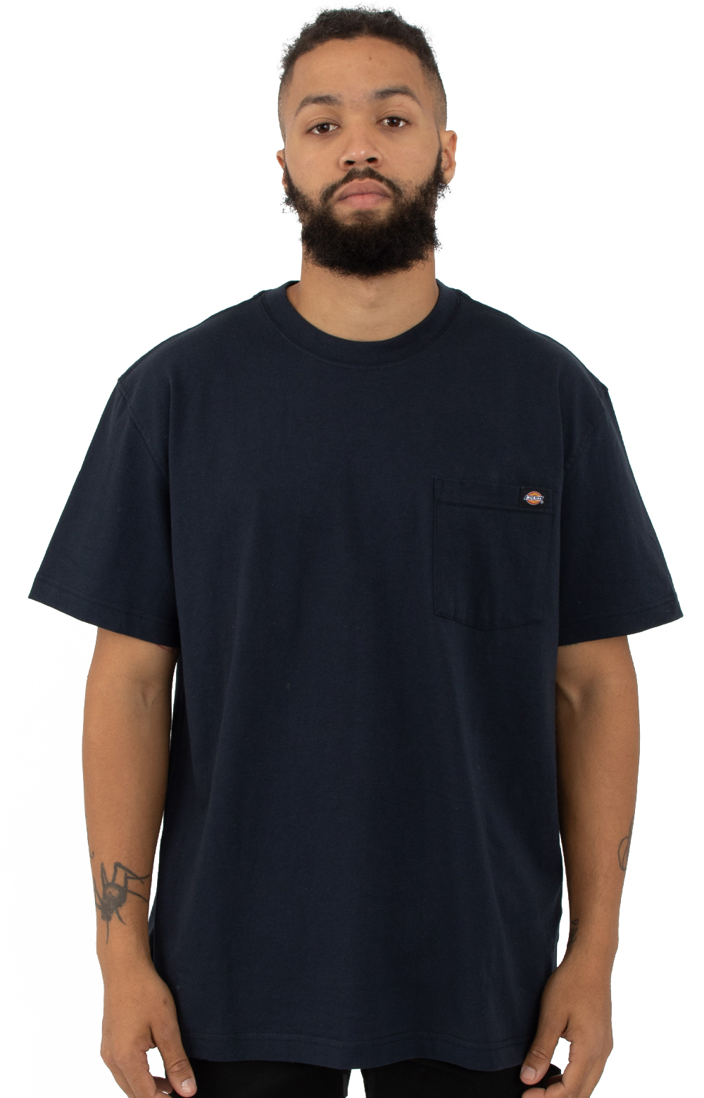 (WS450DN) S/S Heavyweight T-Shirt - Dark Navy