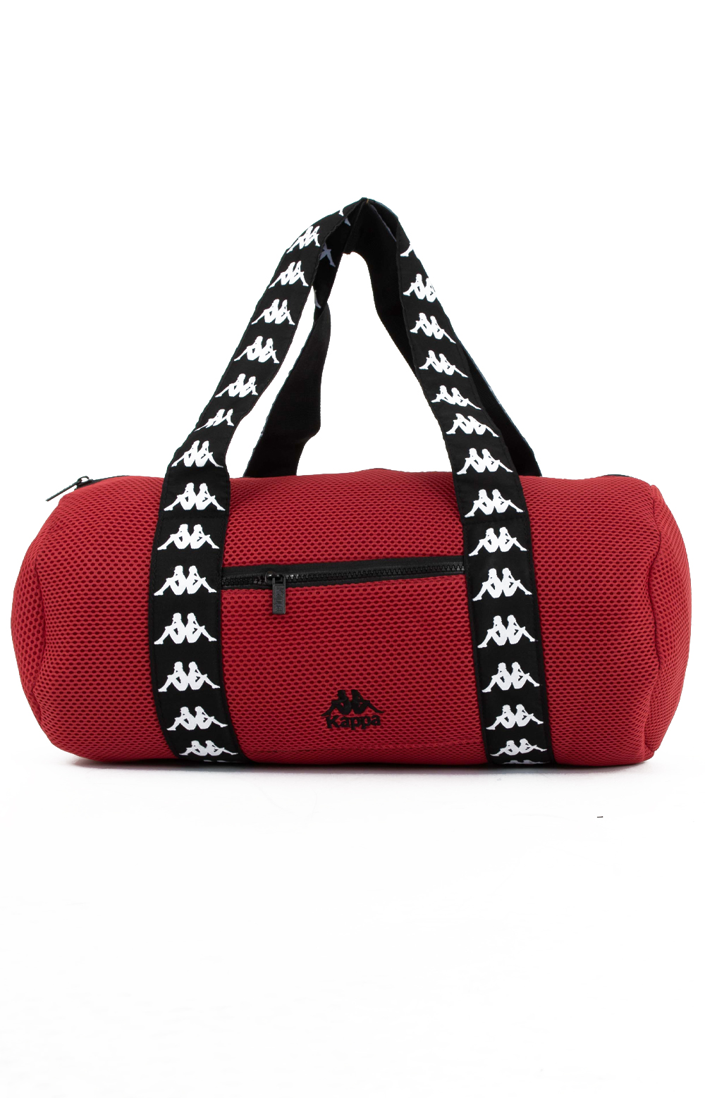 Kappa, 222 Banda Angy Duffle Bag - Red/Black/White