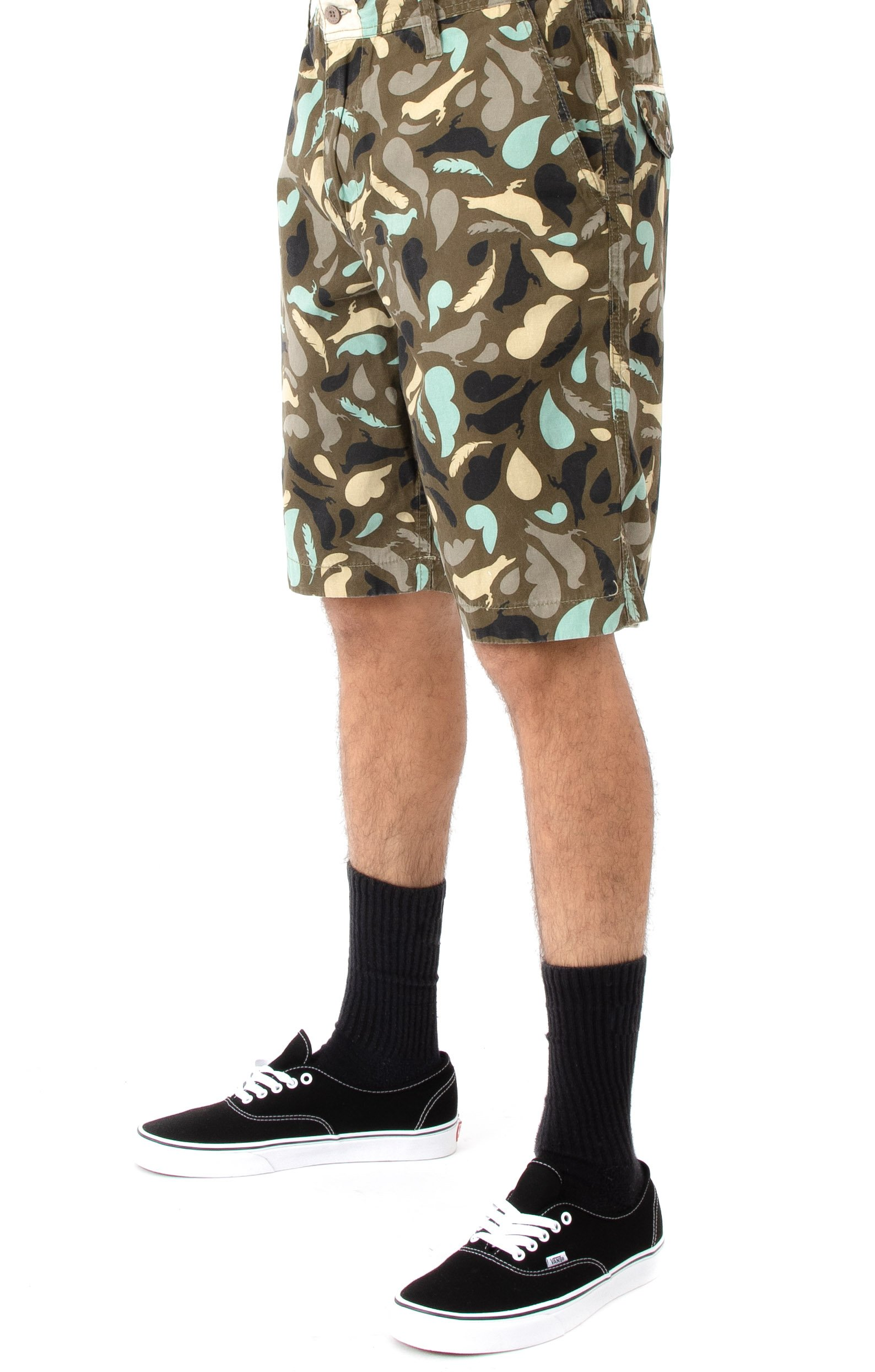 Terrapin Shorts - Olive