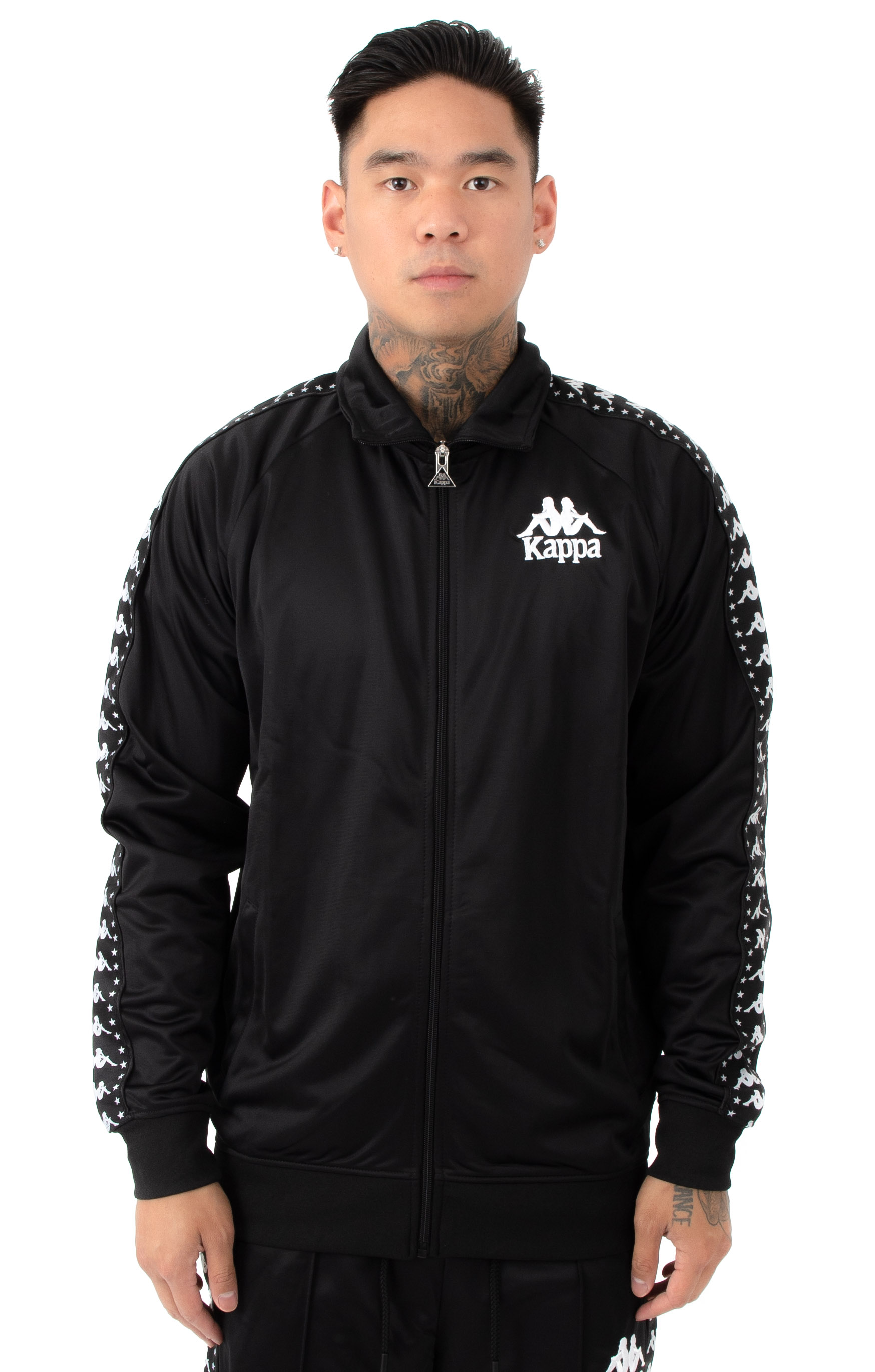 Authentic Egisto Jacket - Black/White