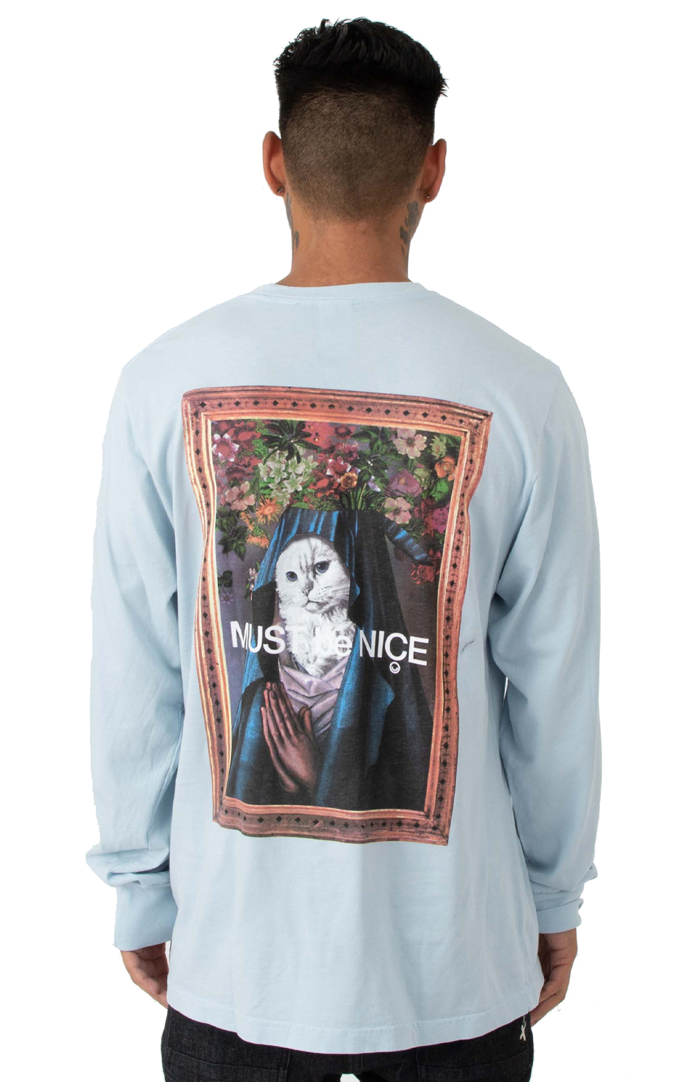 Mother L/S Shirt - Baby Blue