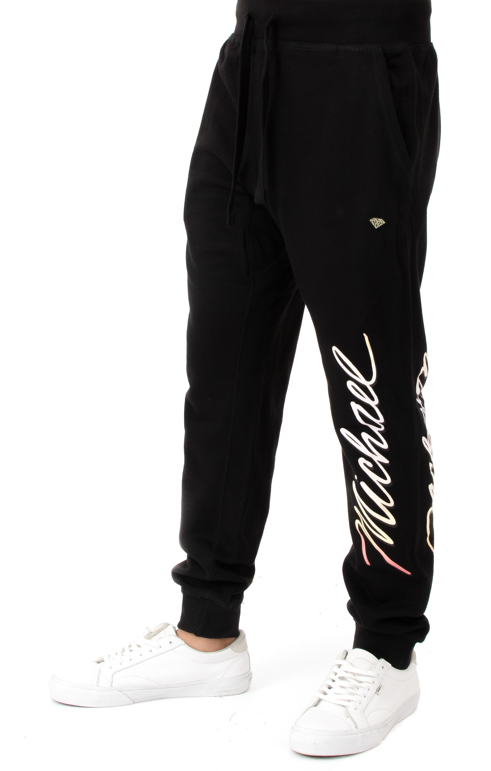 Thriller Sweatpants - Black