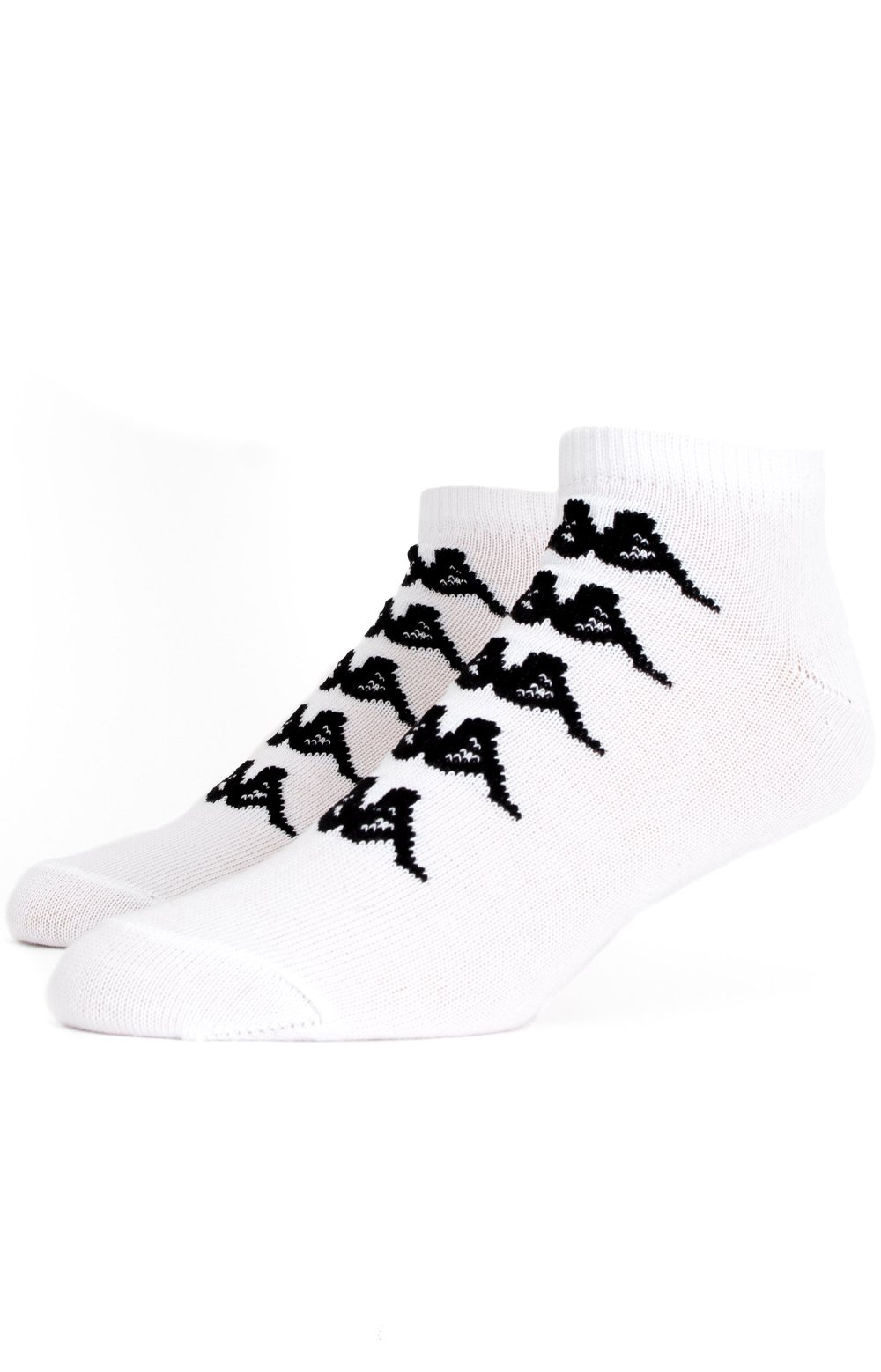 Authentic Assis Socks - White