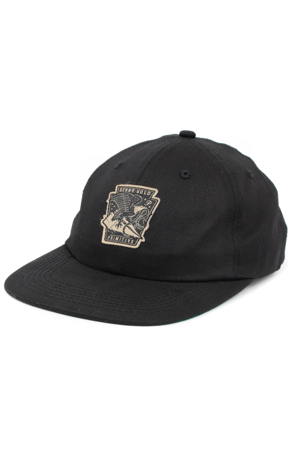 Eagle Polo Hat - Black. Loading... Home · Brands · Benny Gold x Primitive  ... 5a4aadc2137f