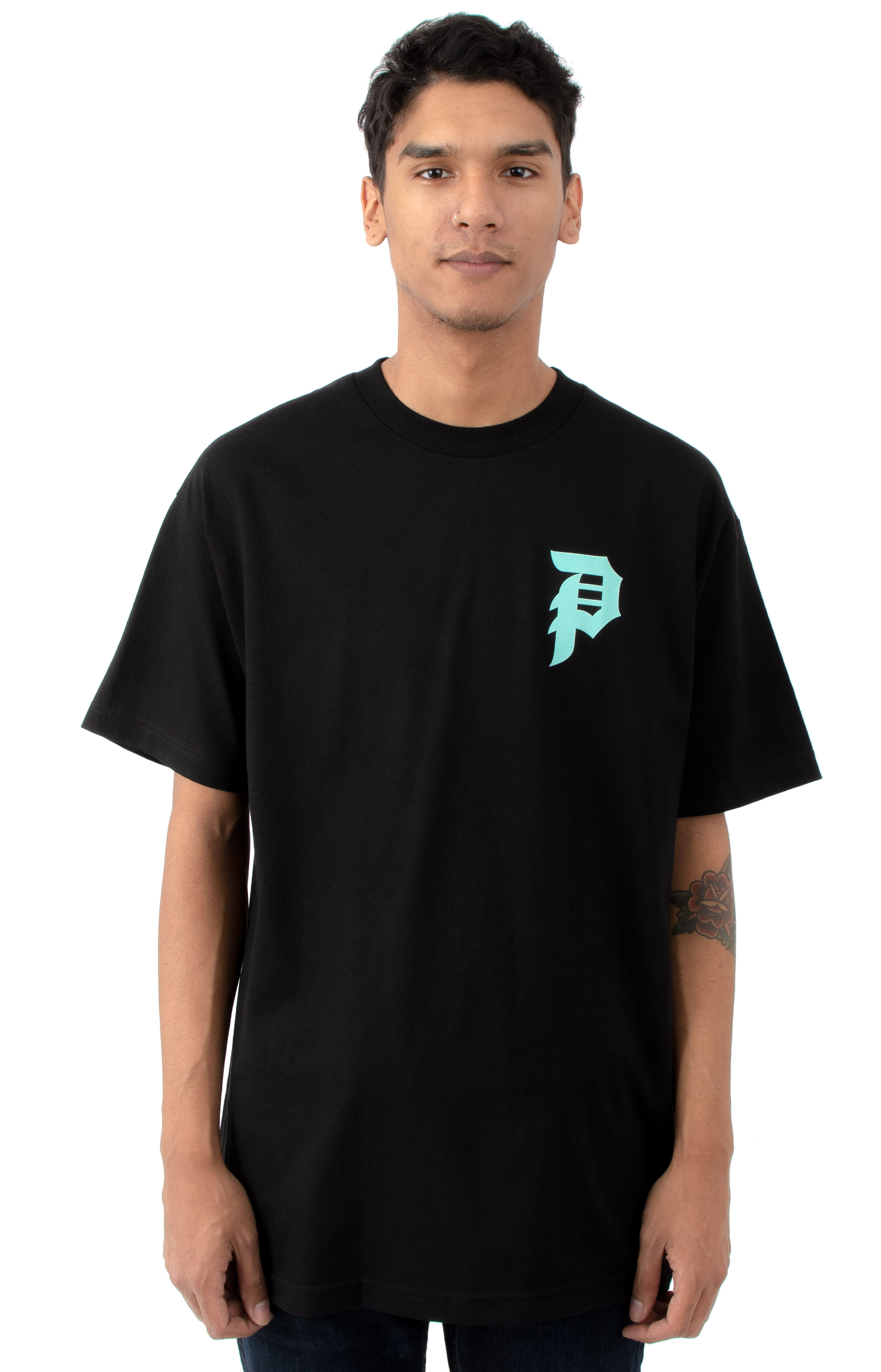 Dirty P T-Shirt - Black