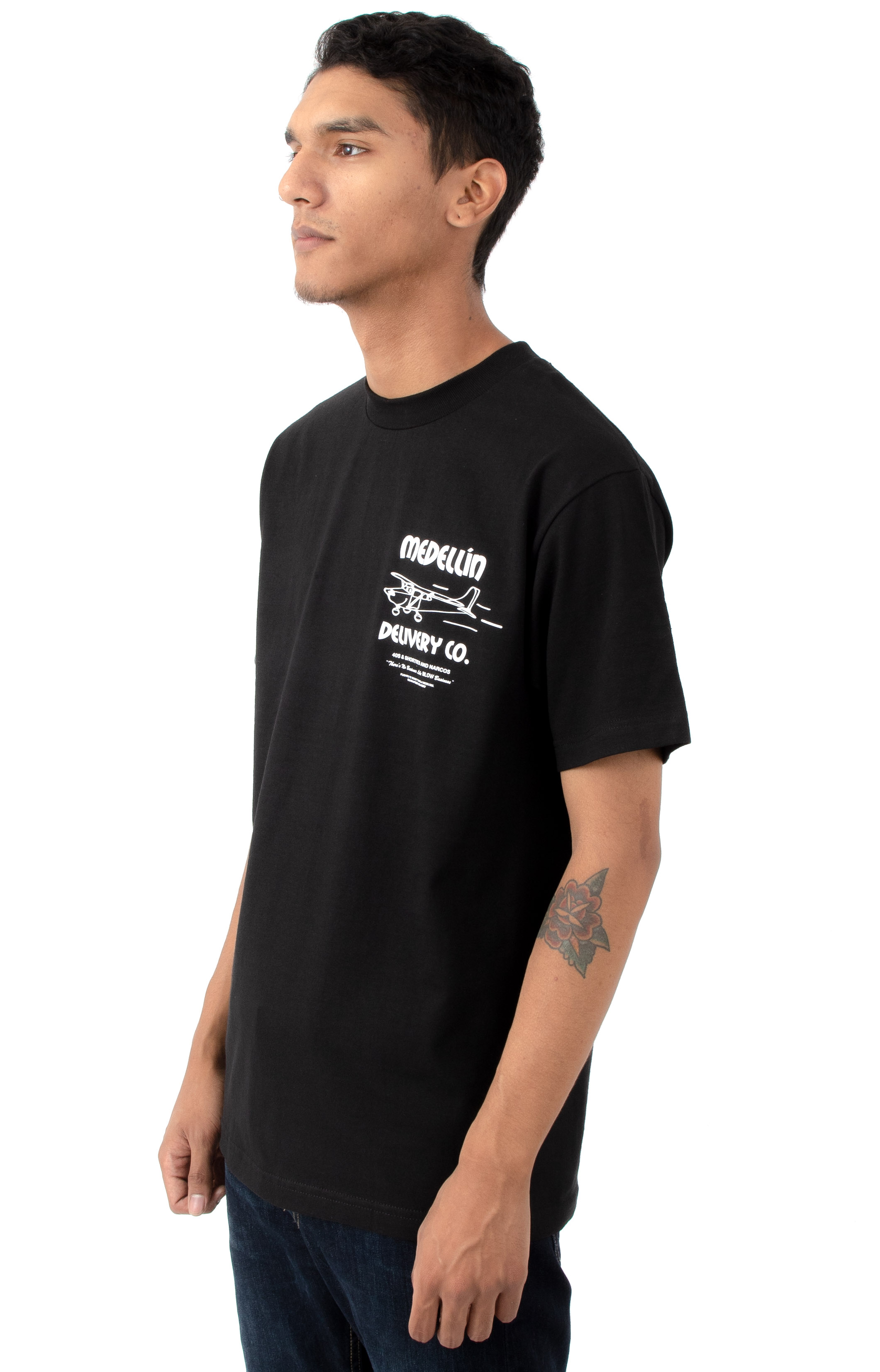 Delivery T-Shirt - Black 3