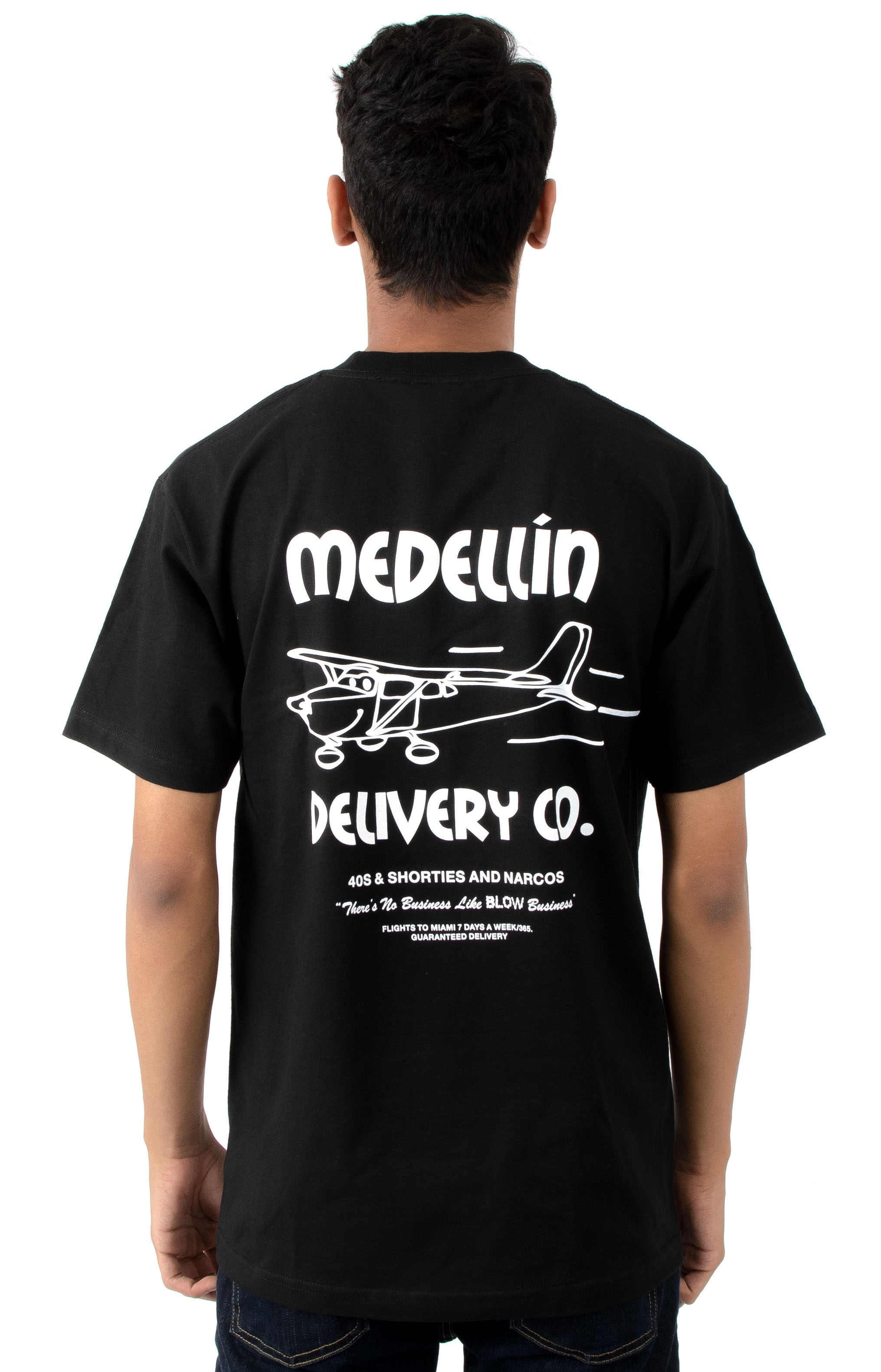 Delivery T-Shirt - Black