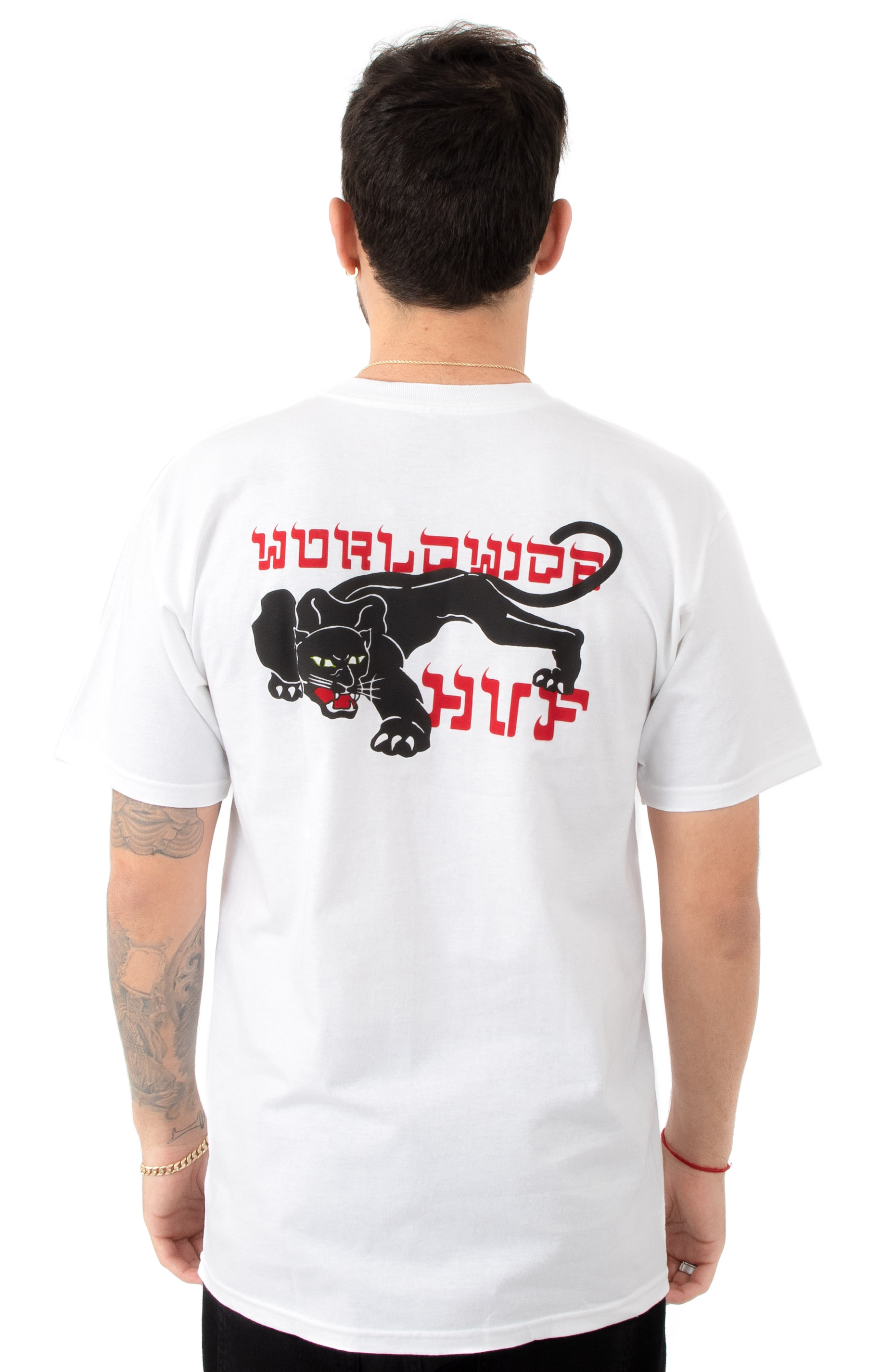Burmese T-Shirt - White