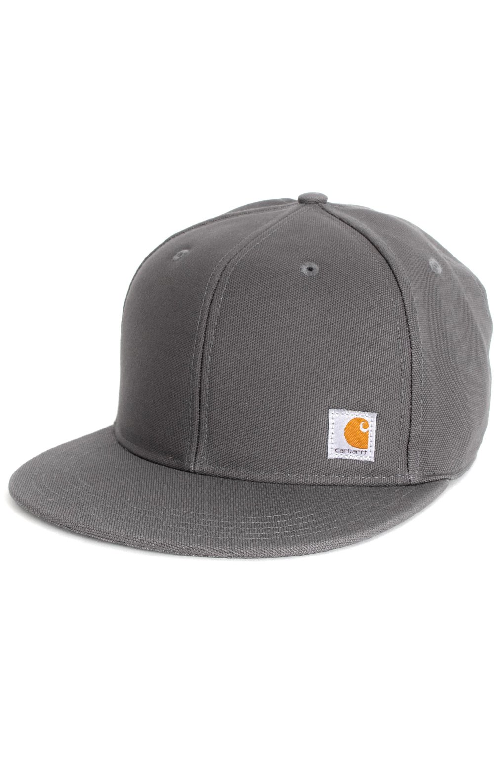 (101604) Ashland Snap-Back Hat - Gravel
