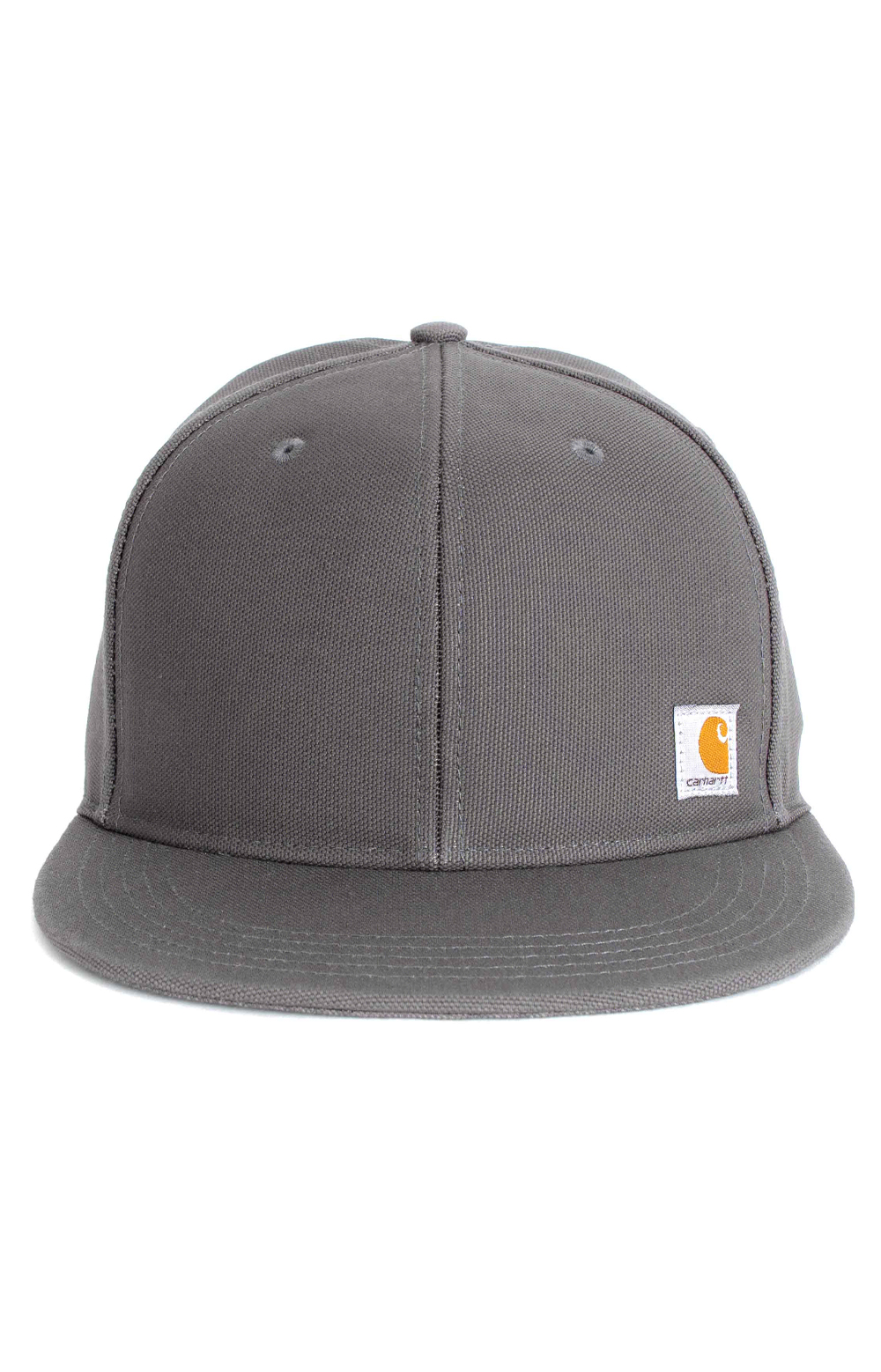 (101604) Ashland Snap-Back Hat - Gravel 2