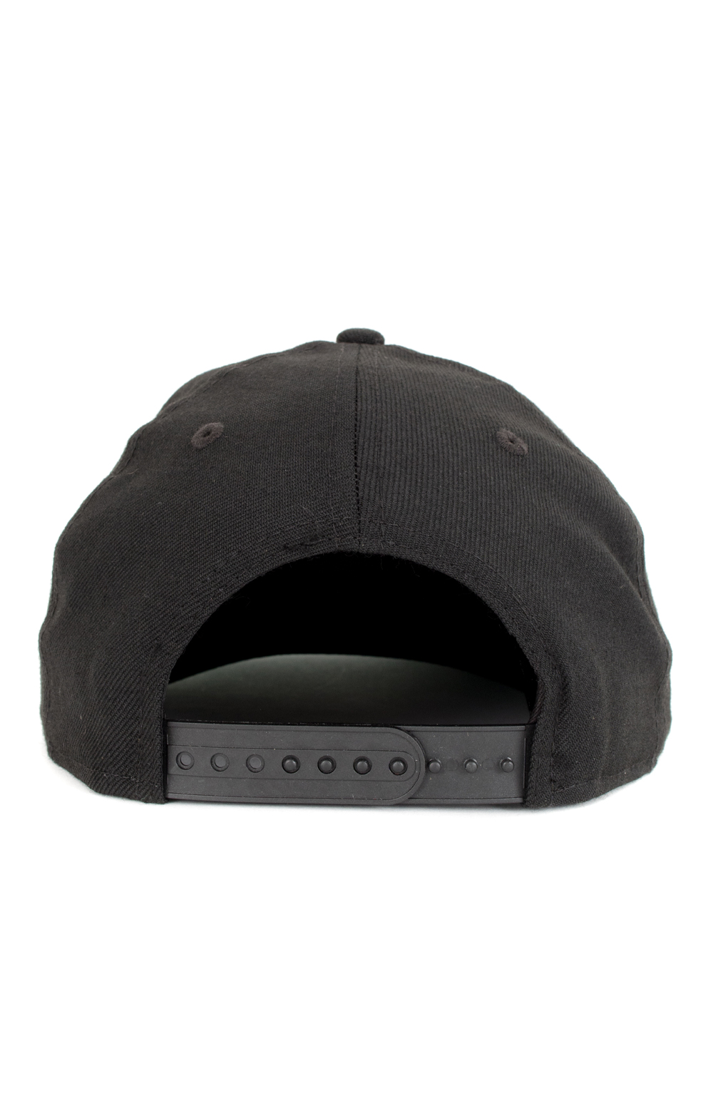 Crown NE Snap-Back Hat - Black/Green 3