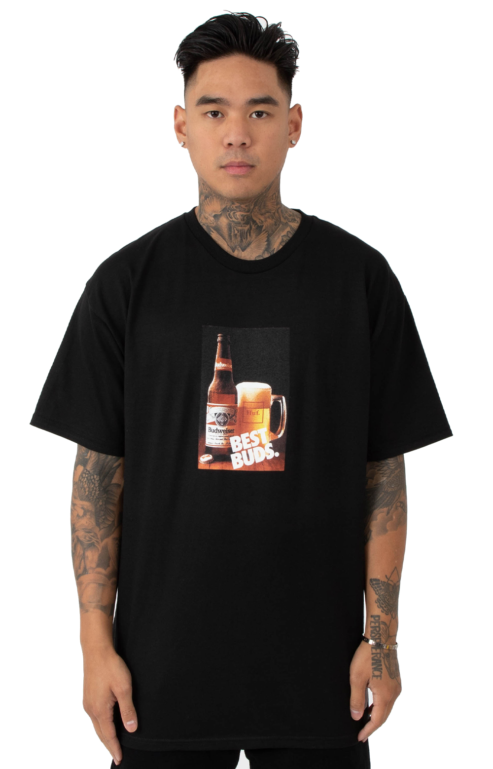 Best Buds T-Shirt - Black