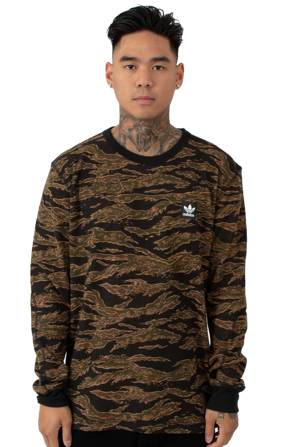 Camouflage Thermal L/S Shirt - Camo
