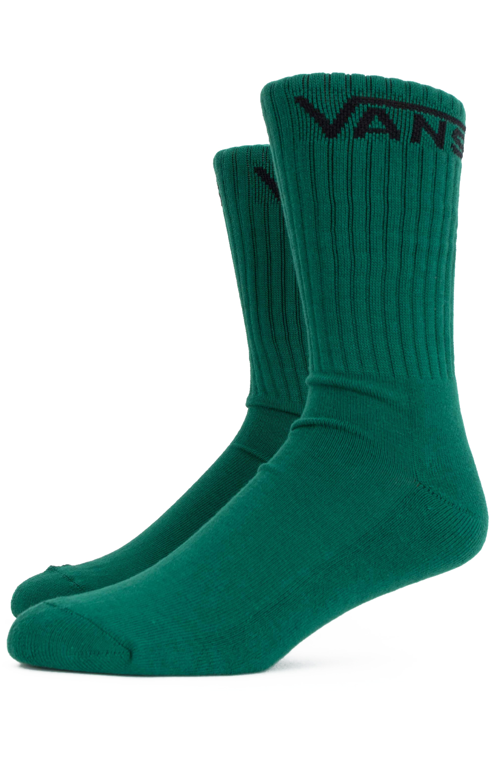 Classic Crew Socks 3 Pack - Evergreen