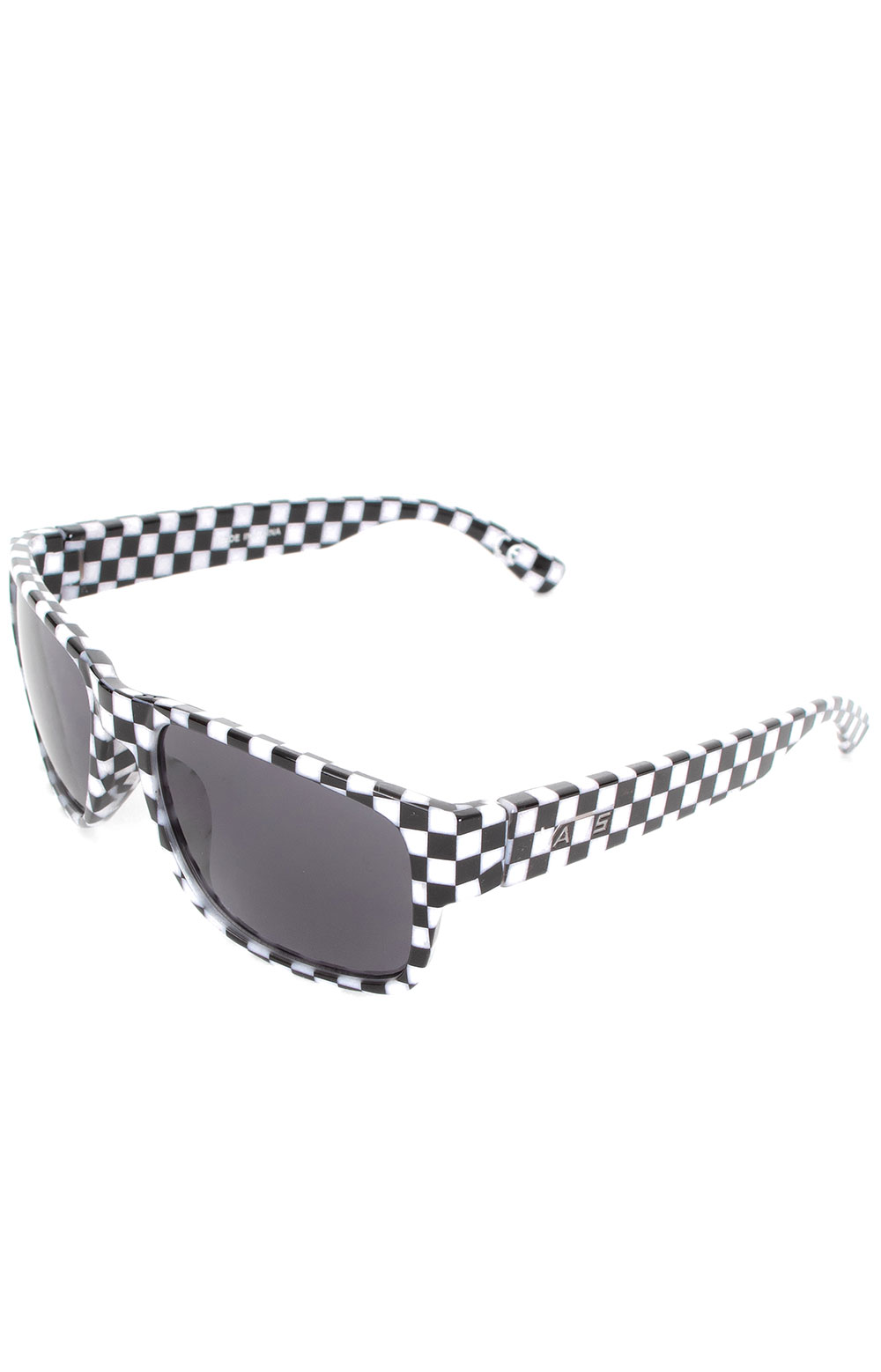 Darr Wrap Shades - Black/White