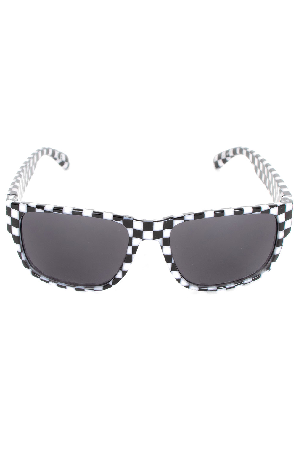 Darr Wrap Shades - Black/White 2