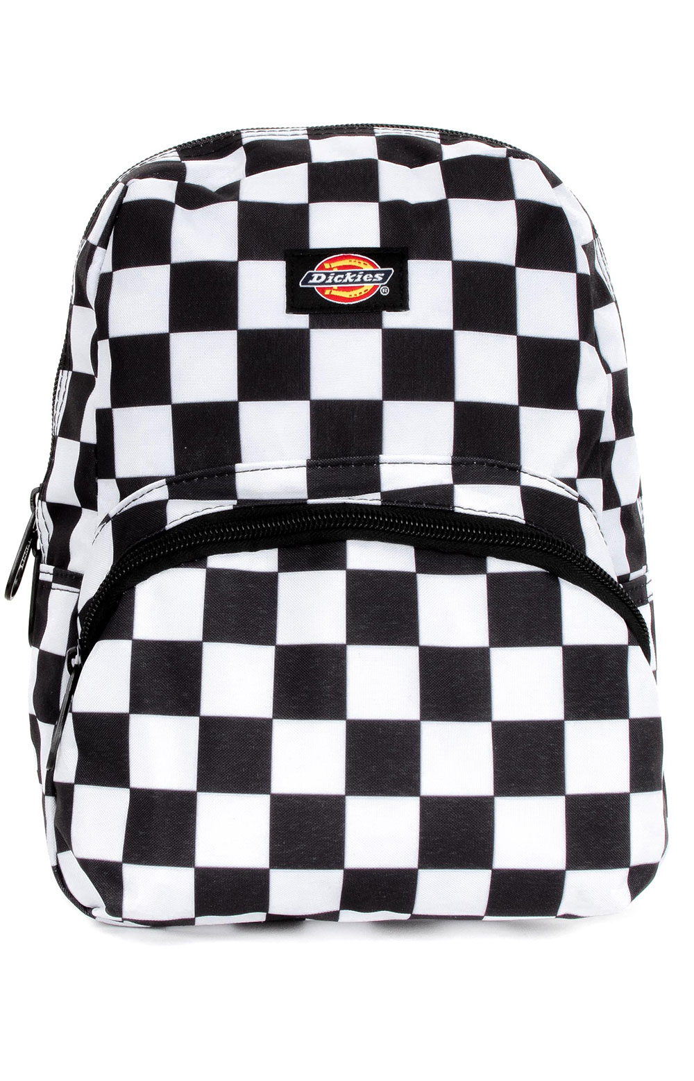 Mini Backpack - Black/White